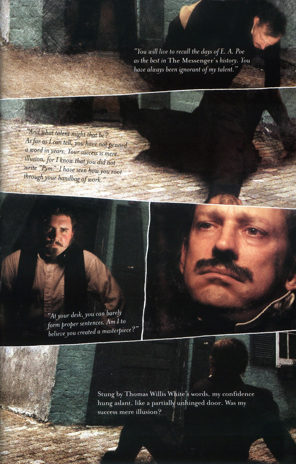 Read online In the Shadow of Edgar Allan Poe comic -  Issue # TPB - 65