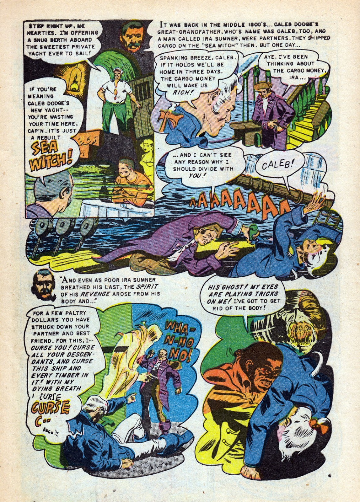 Dark Mysteries issue 1 - Page 6