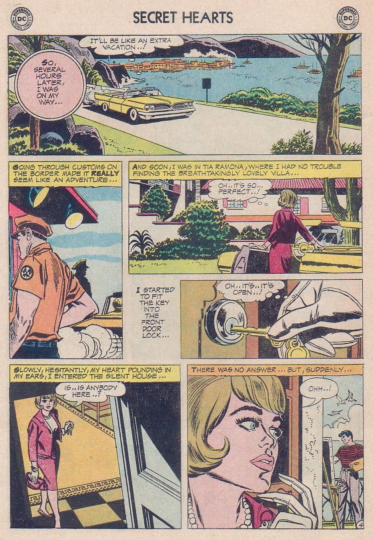 Read online Secret Hearts comic -  Issue #102 - 6