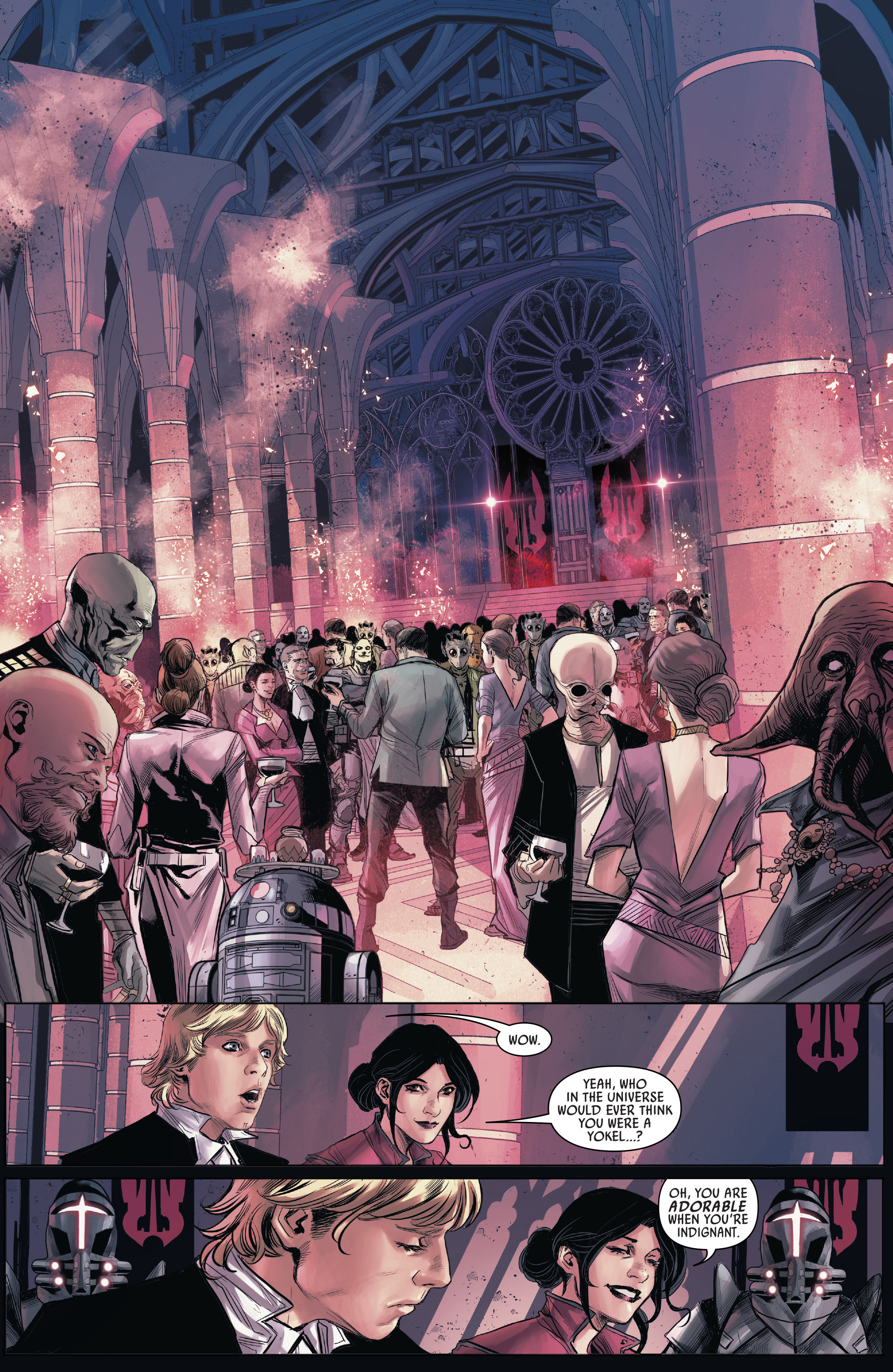Read online Star Wars: The Screaming Citadel comic -  Issue # Full - 24