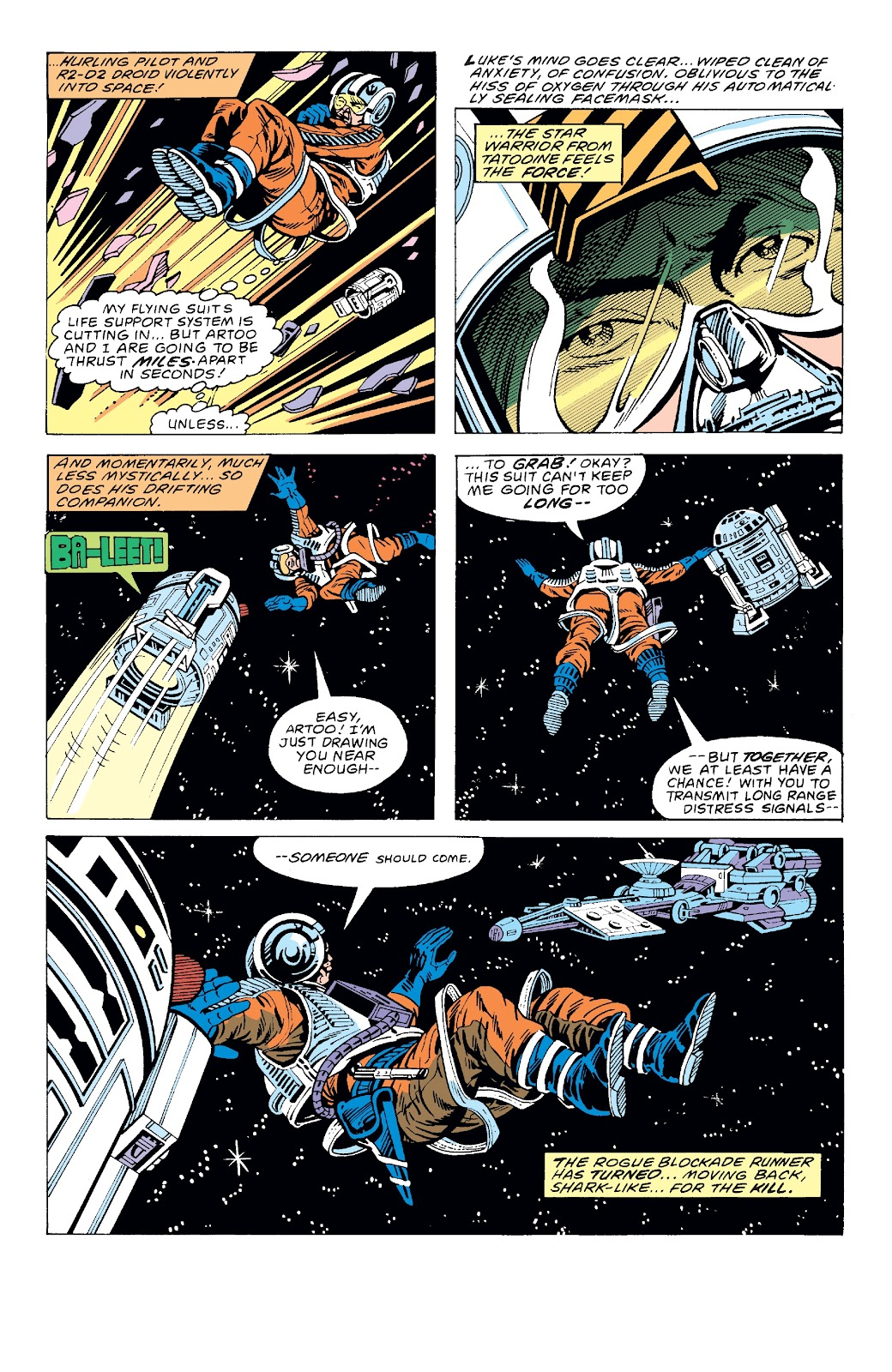 Read online Star Wars Legends: The Original Marvel Years - Epic Collection comic -  Issue # TPB 3 (Part 2) - 21