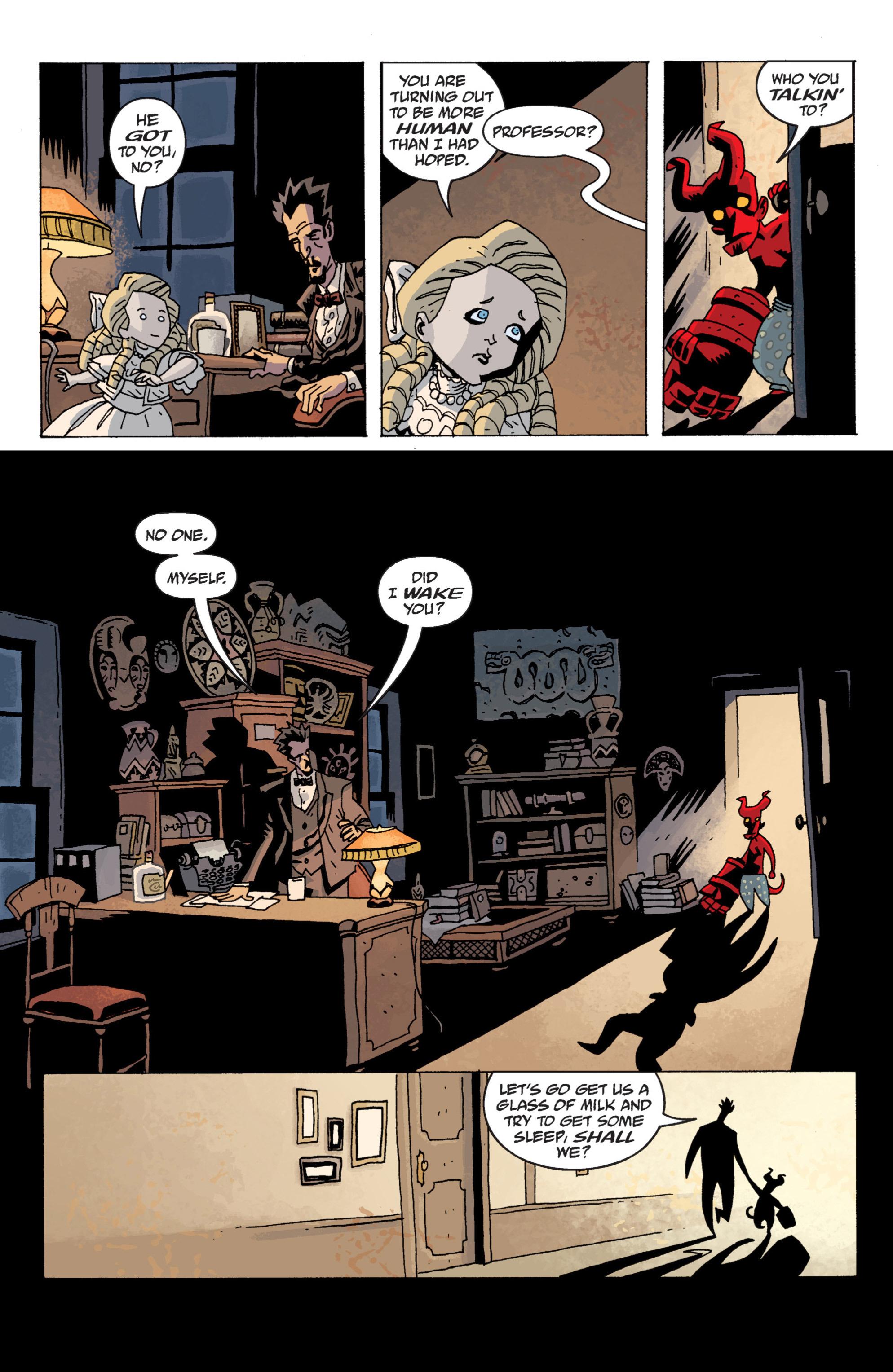 Read online B.P.R.D. (2003) comic -  Issue # TPB 13 - 14