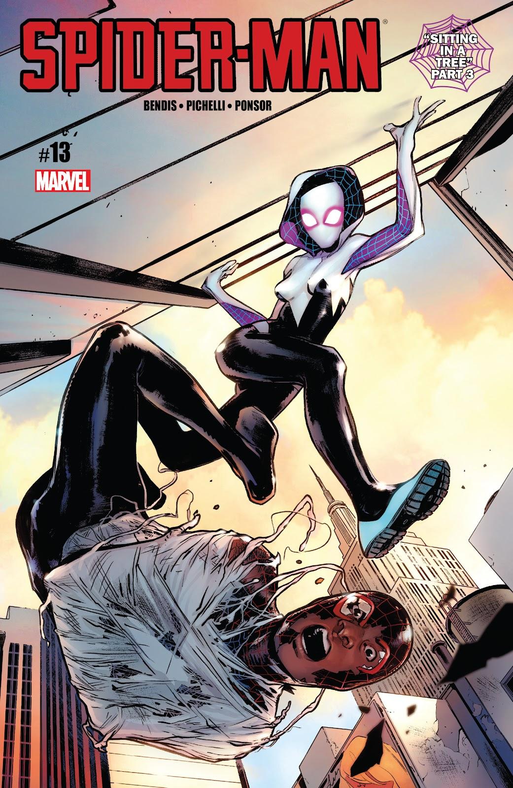 Spider-Man (2016) 13 Page 1
