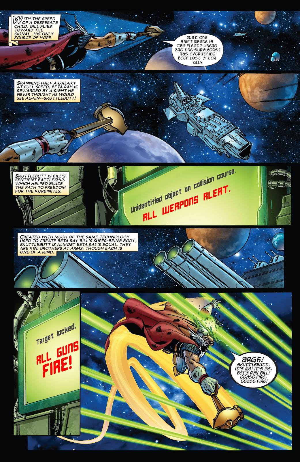 Read online Thor: Ragnaroks comic -  Issue # TPB (Part 3) - 92