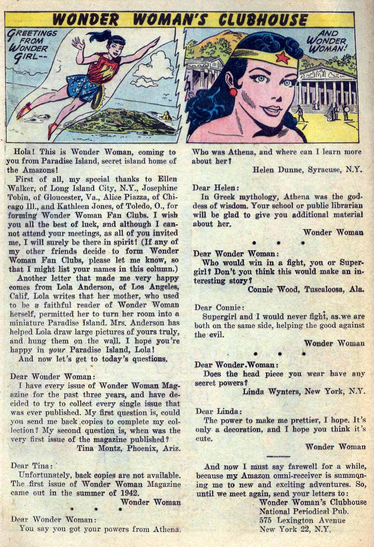 Read online Wonder Woman (1942) comic -  Issue #127 - 16