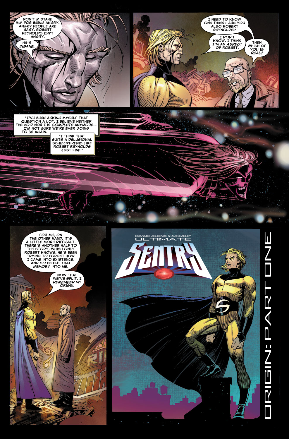 Read online Sentry (2006) comic -  Issue #6 - 8