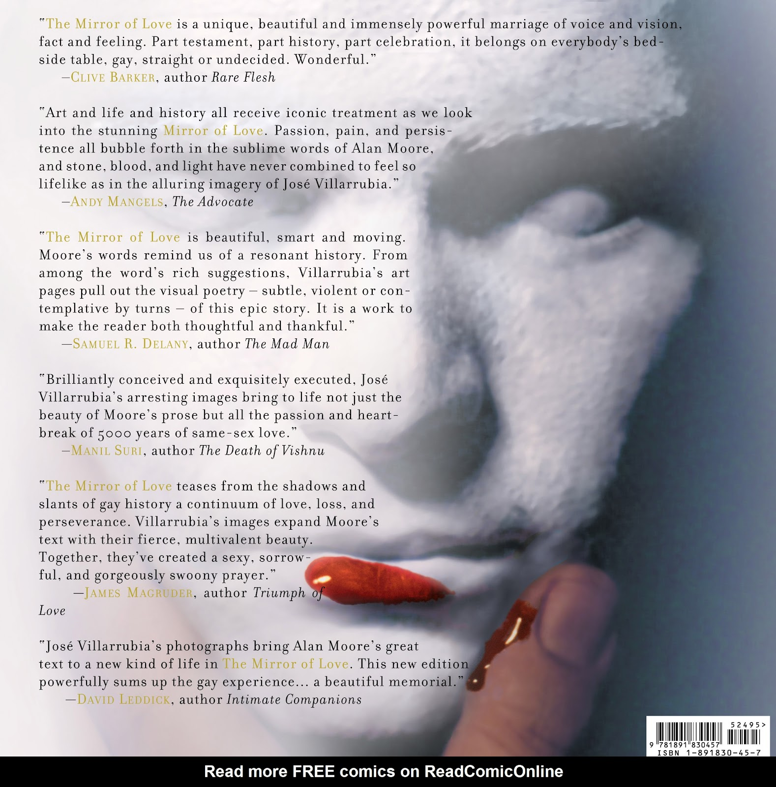 Read online The Mirror of Love comic -  Issue # TPB - 130