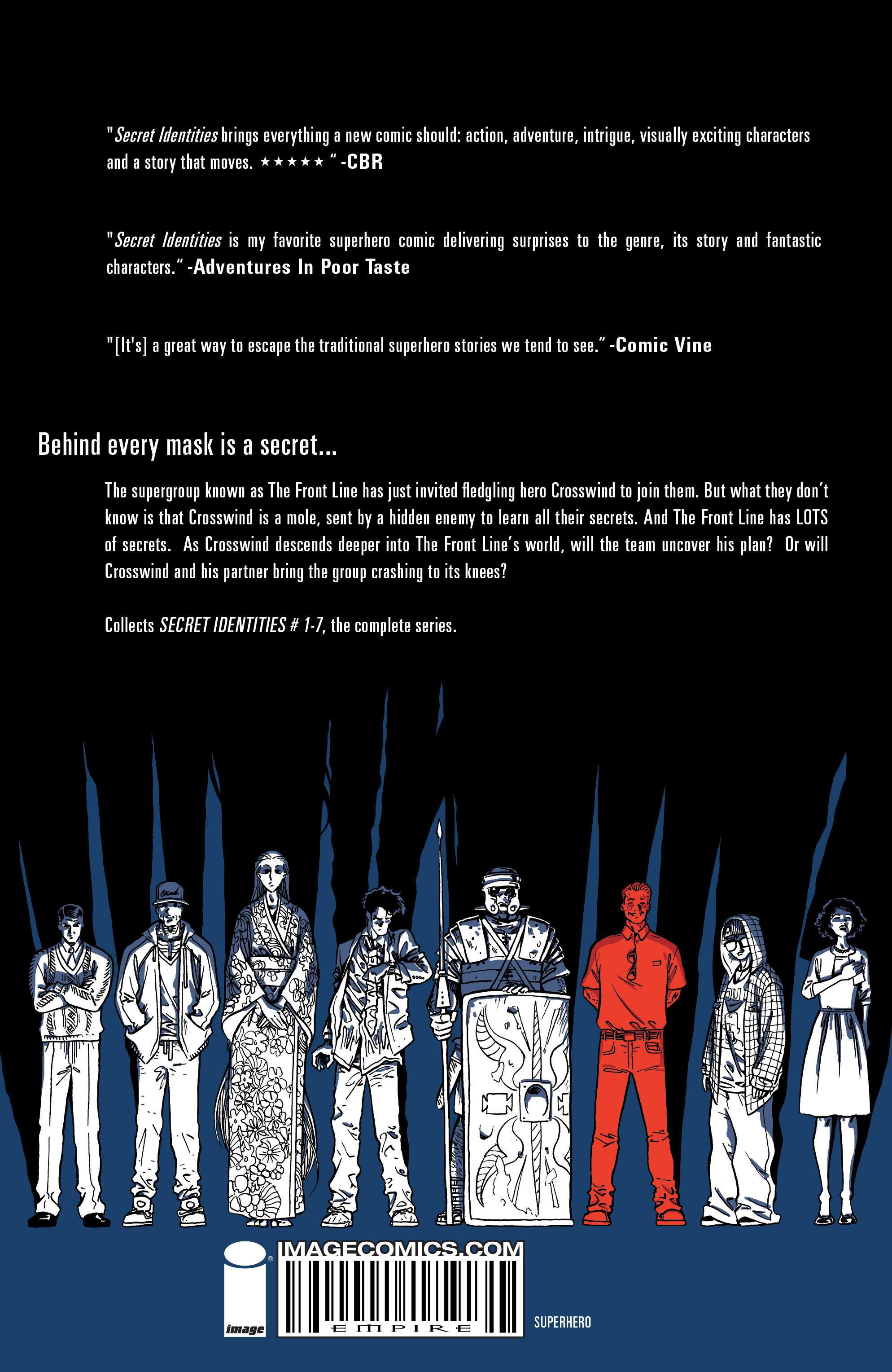 Read online Secret Identities comic -  Issue # _TPB - 188