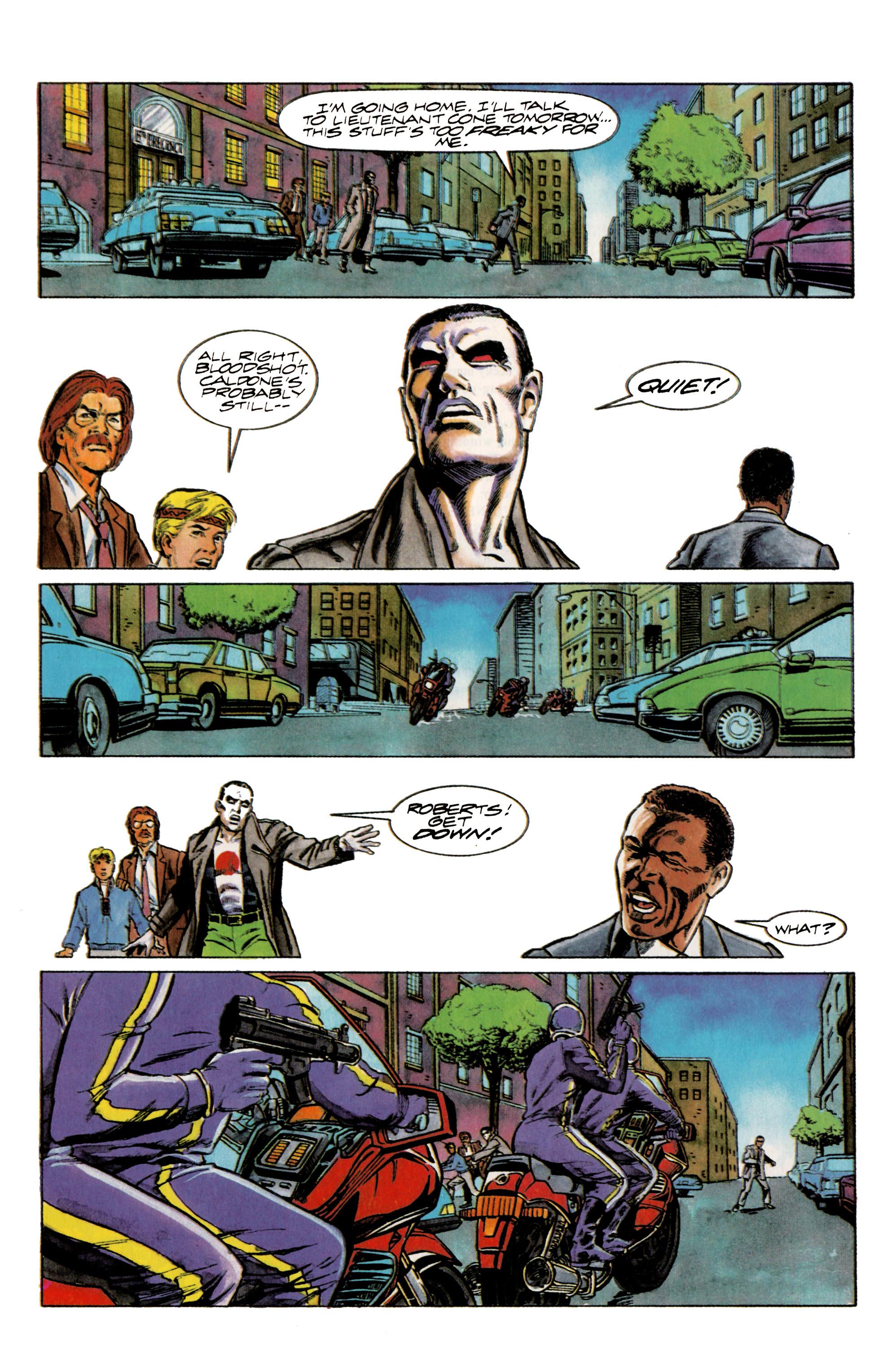 Read online Eternal Warrior (1992) comic -  Issue #14 - 7