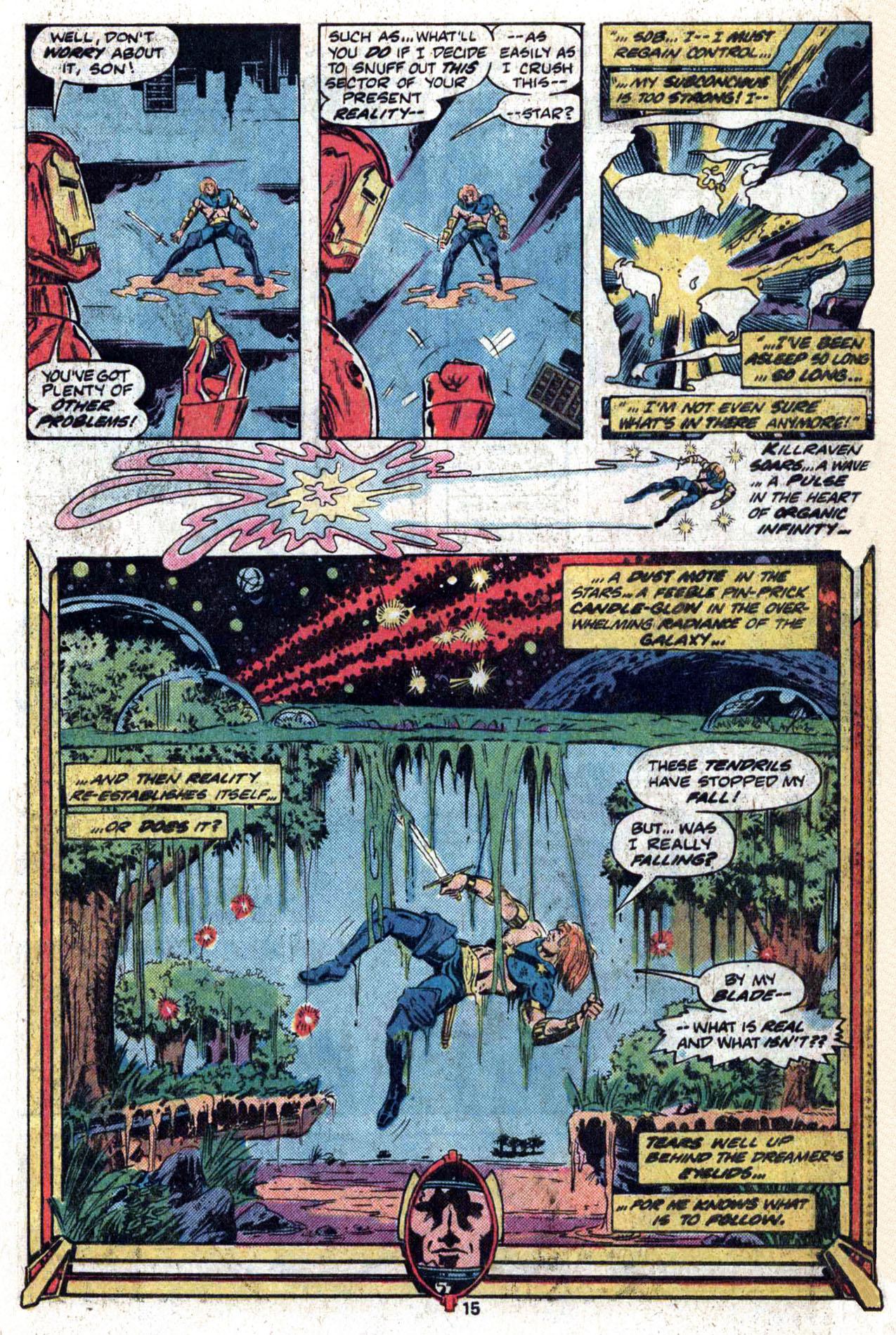 Read online Amazing Adventures (1970) comic -  Issue #38 - 17