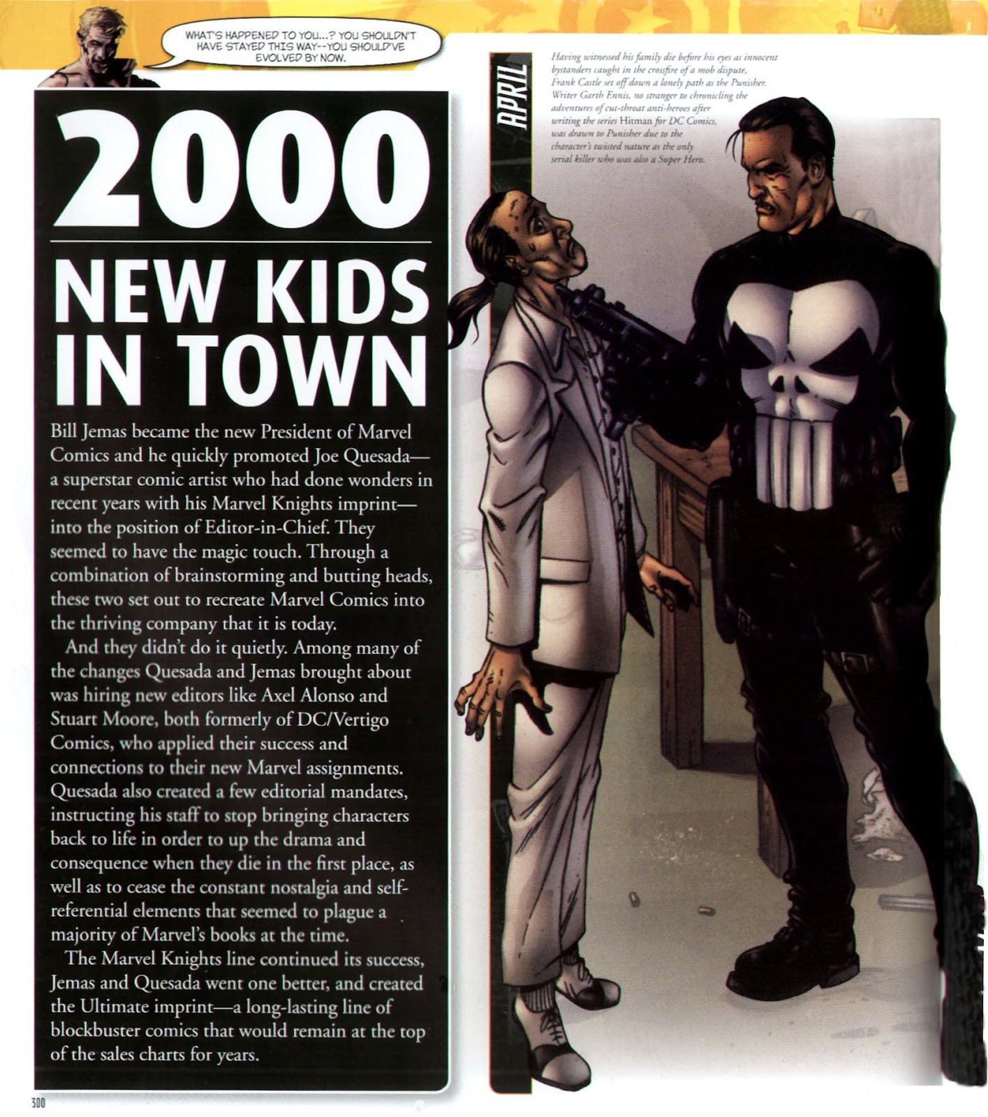 Read online Marvel Chronicle comic -  Issue # TPB (Part 3) - 79