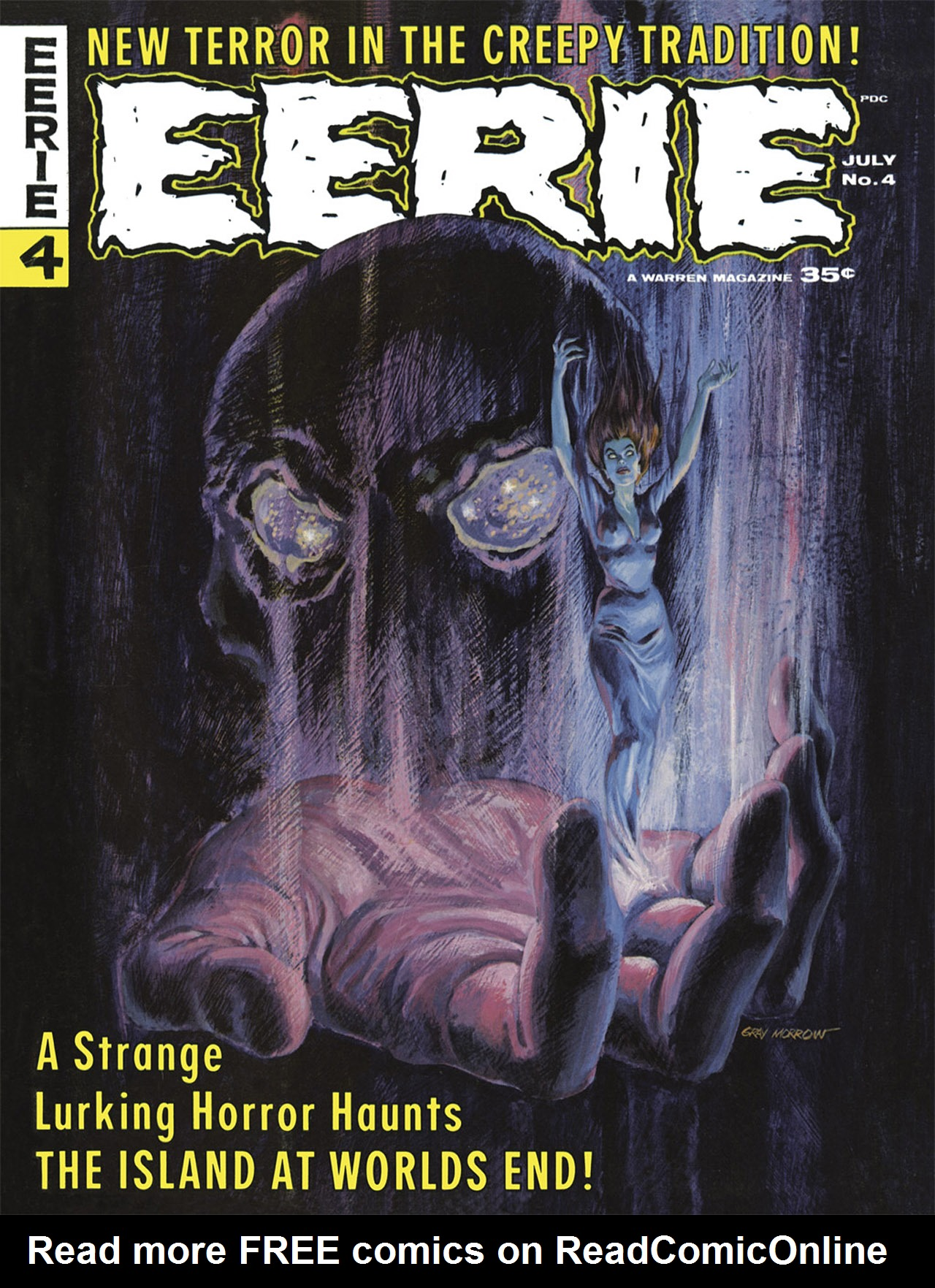 Read online Eerie Archives comic -  Issue # TPB 1 - 142