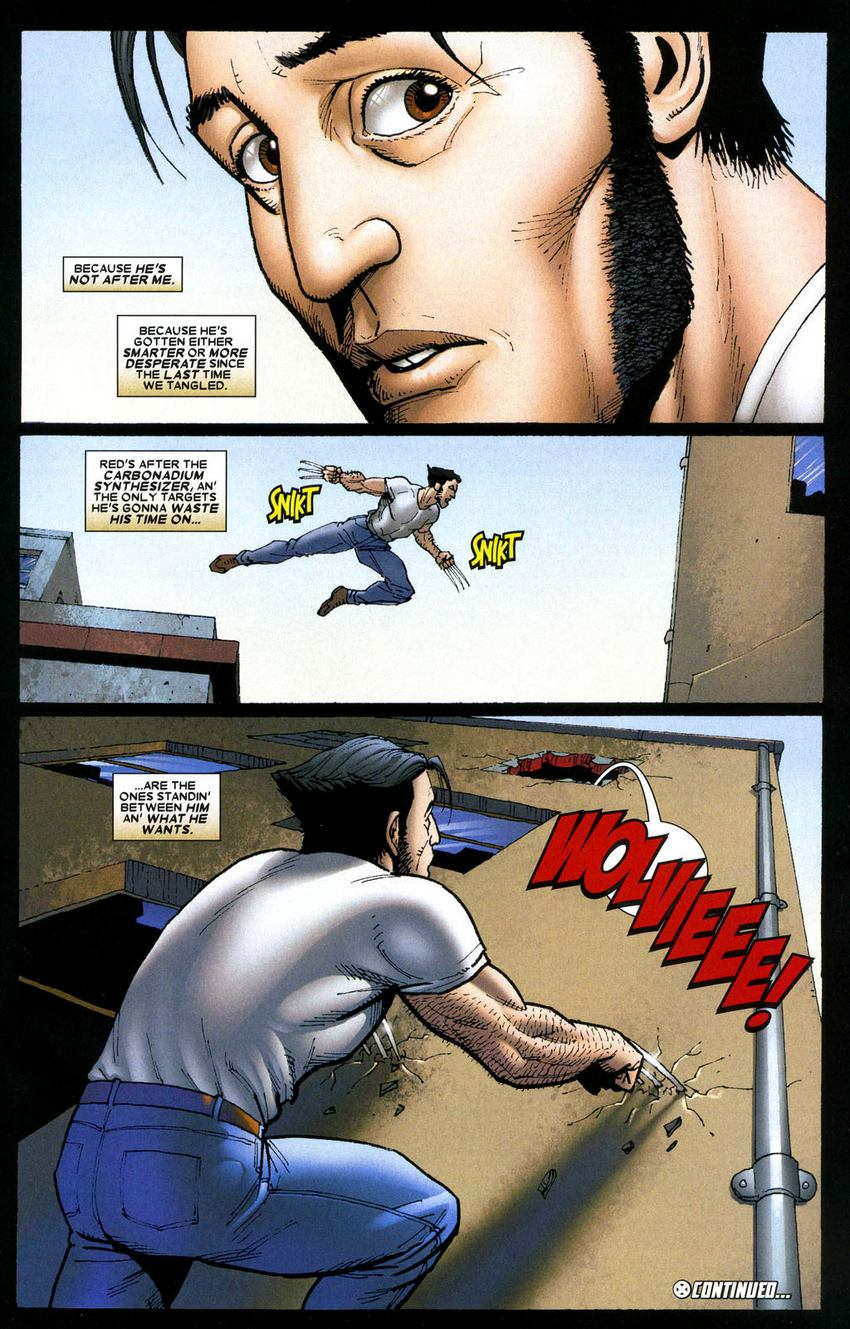 Read online Wolverine: Origins comic -  Issue #7 - 24