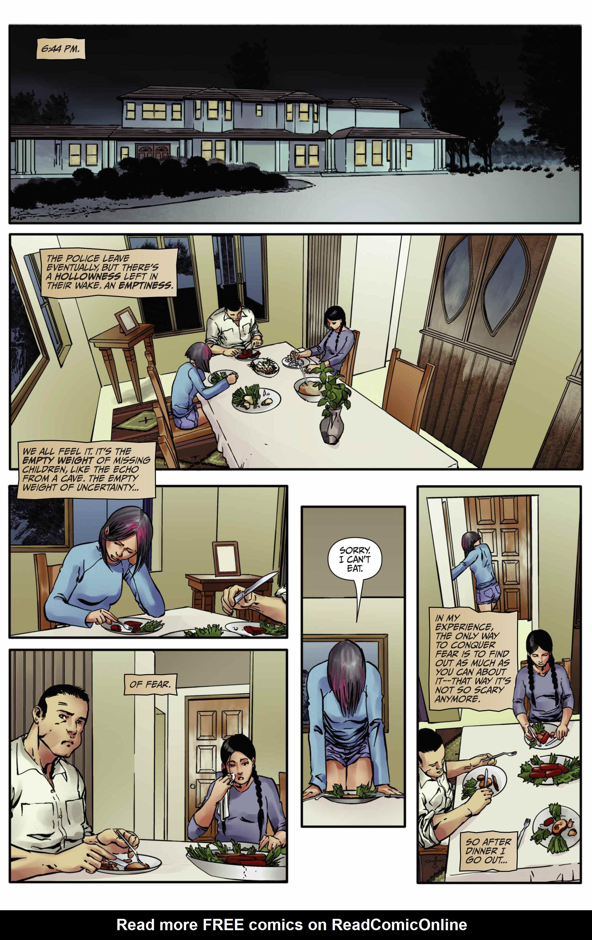 Read online Mercy Thompson comic -  Issue #5 - 9