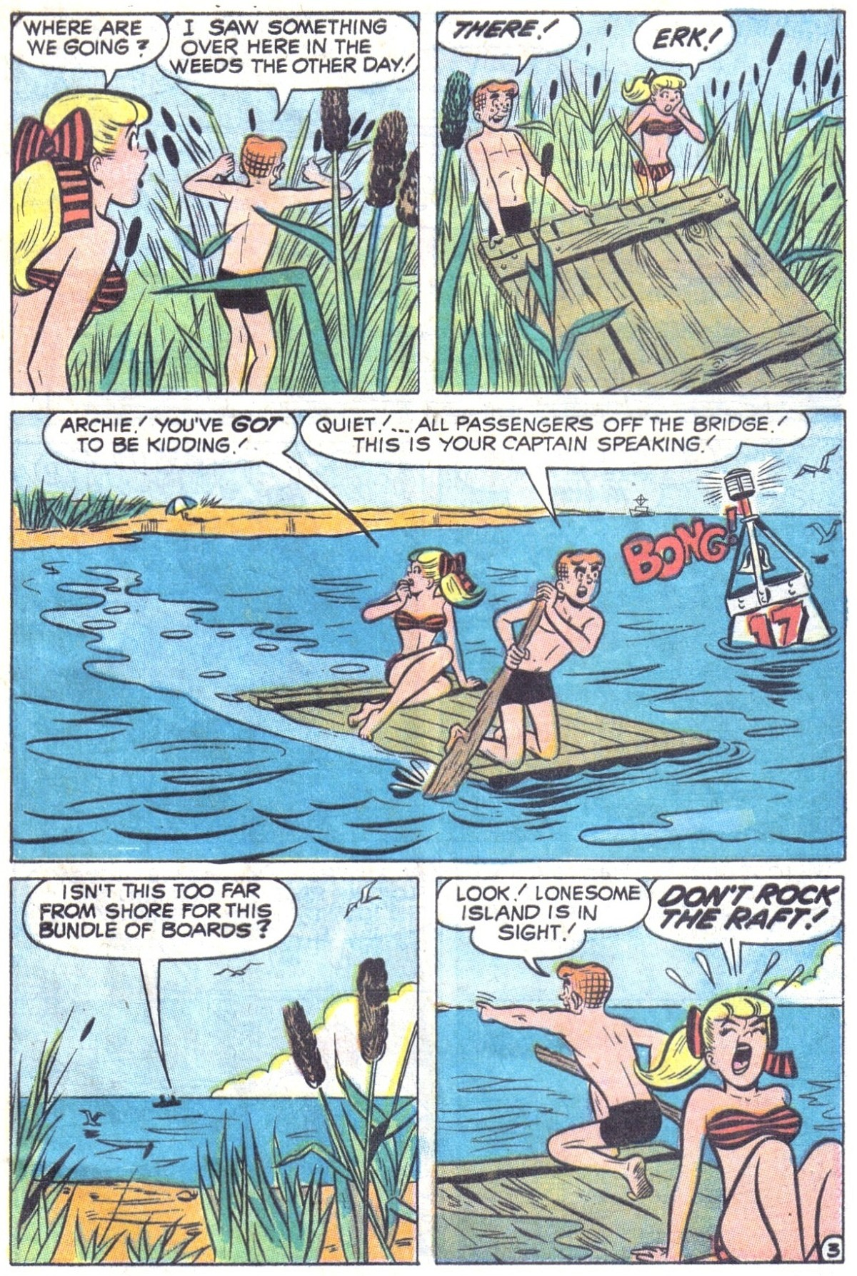 Read online Archie (1960) comic -  Issue #194 - 5
