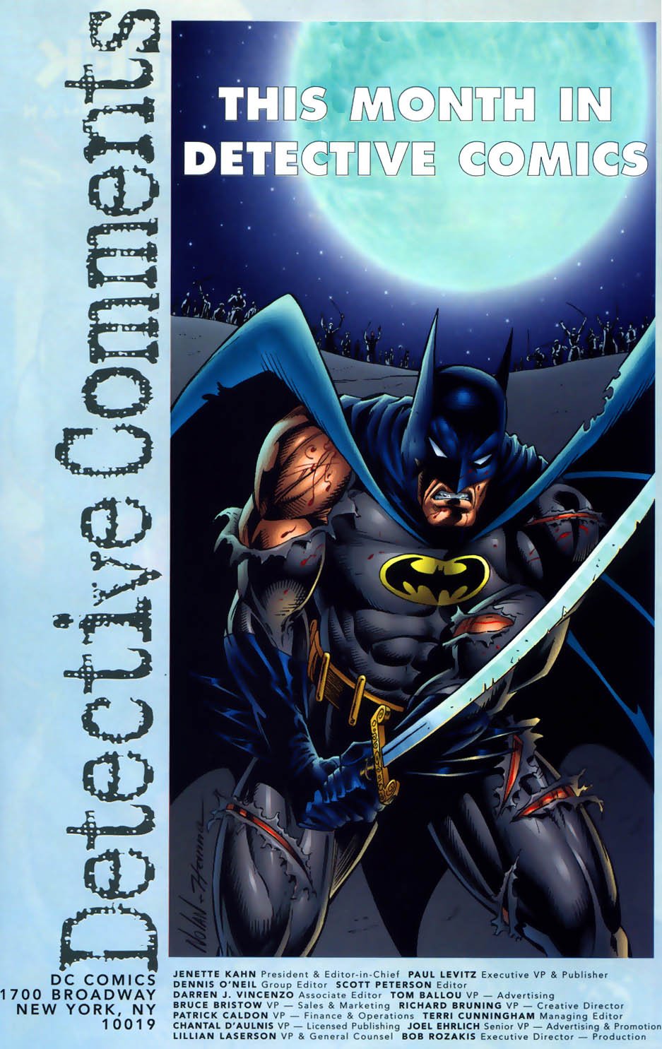 Read online Detective Comics (1937) comic -  Issue # _Annual 9 - 39