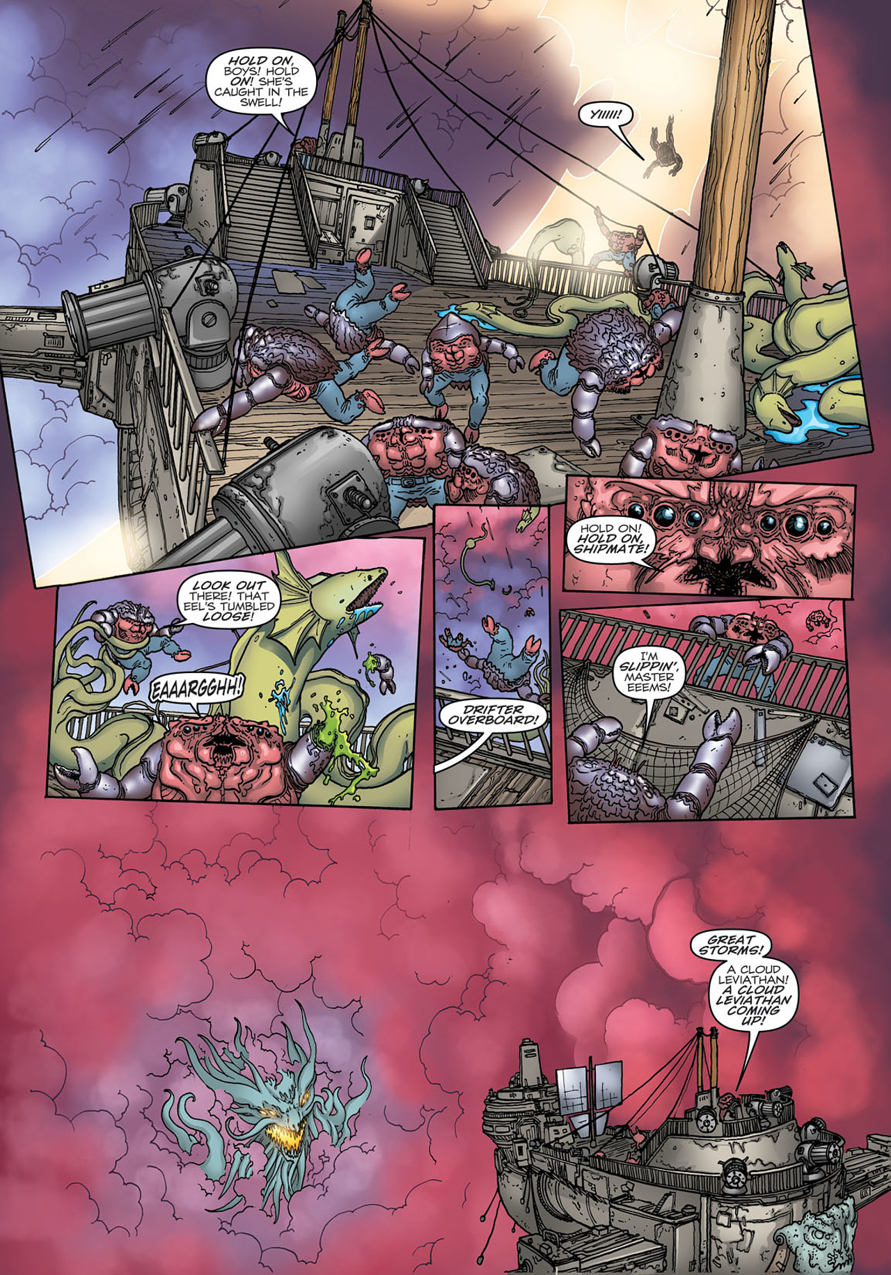 Read online Transformers: Heart of Darkness comic -  Issue #3 - 7