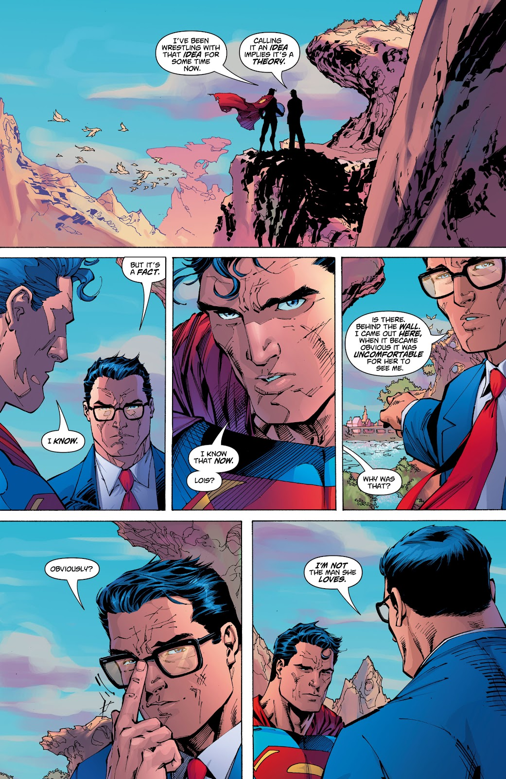 Read online Superman: For Tomorrow comic -  Issue # TPB (Part 3) - 10