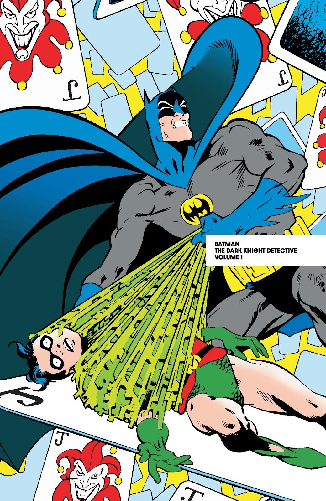 Read online Detective Comics (1937) comic -  Issue # _TPB Batman - The Dark Knight Detective 1 (Part 1) - 2