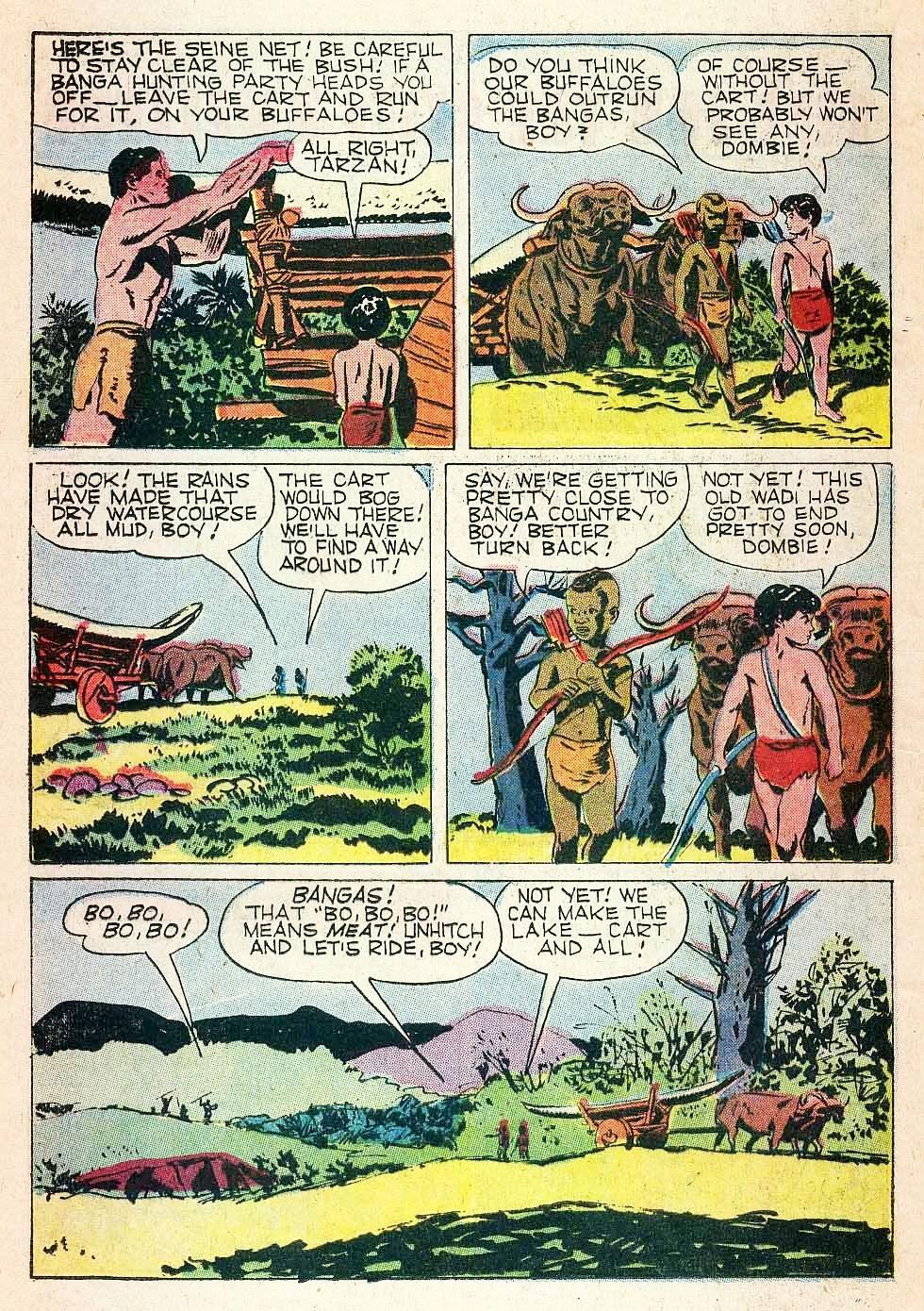 Tarzan (1948) issue 122 - Page 20