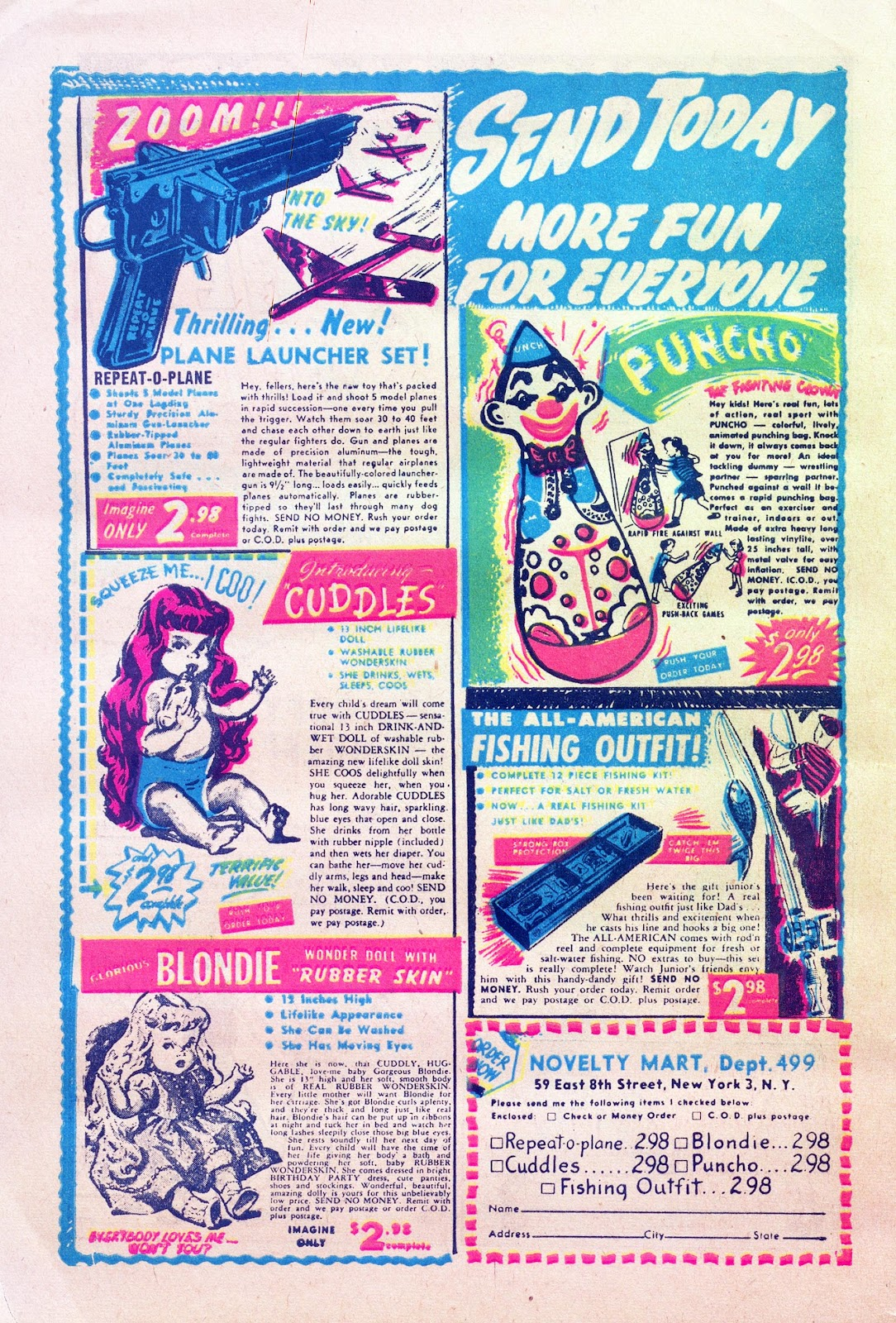 Read online Joker Comics comic -  Issue #41 - 40
