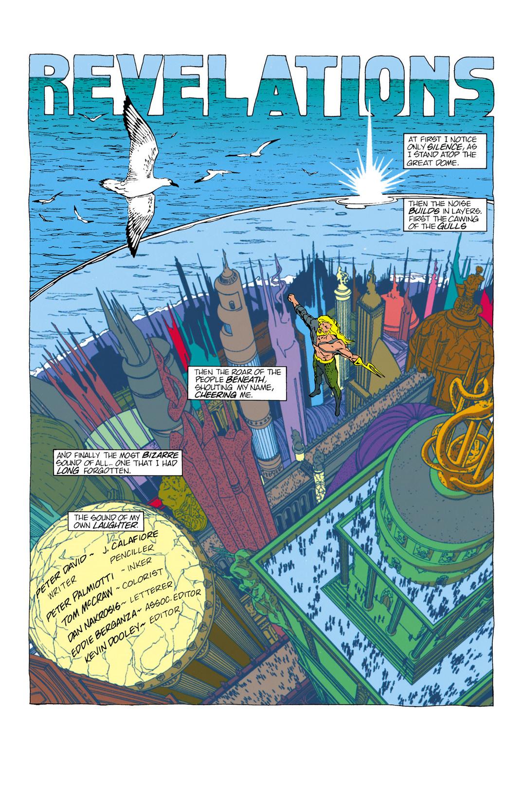 Read online Aquaman (1994) comic -  Issue #10 - 4
