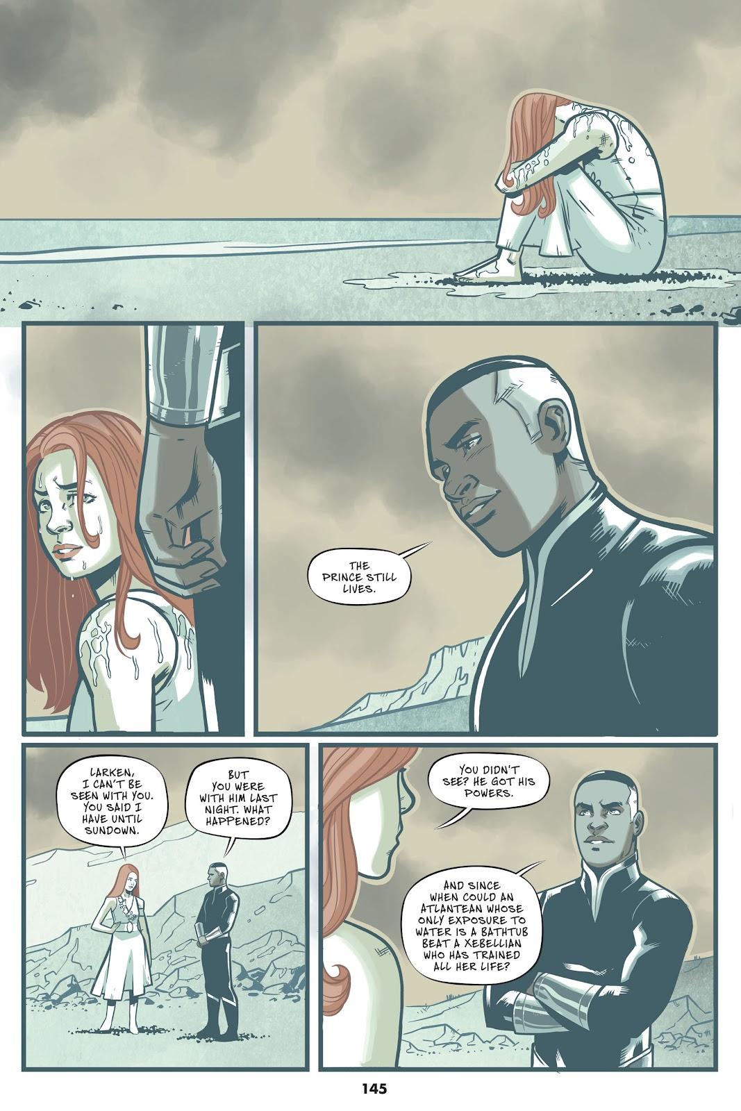 Read online Mera: Tidebreaker comic -  Issue # TPB (Part 2) - 45