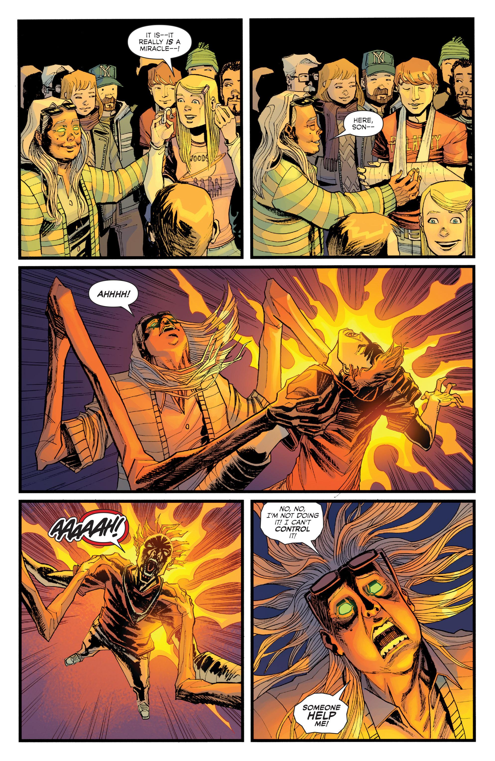 Read online Sleepy Hollow (2014) comic -  Issue #1 - 14