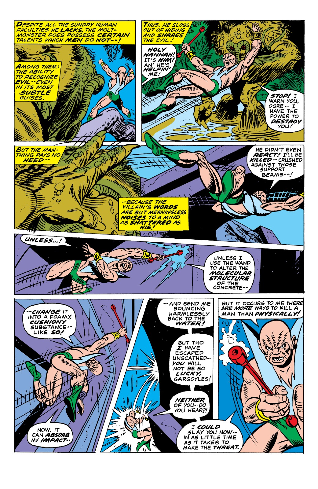 Read online Marvel Two-In-One Epic Collection: Cry Monster comic -  Issue # TPB (Part 1) - 56