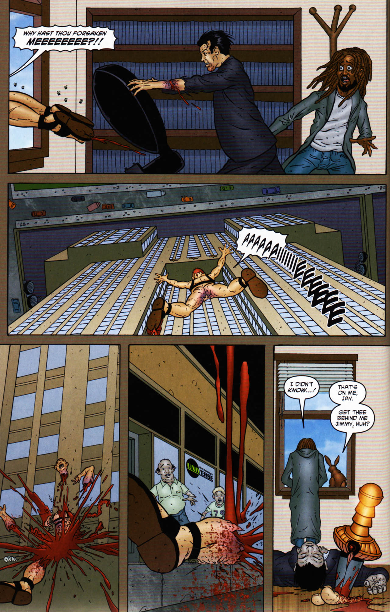Read online Chronicles of Wormwood: The Last Enemy comic -  Issue # Full - 36