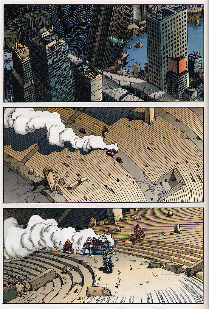Read online Akira comic -  Issue #31 - 9