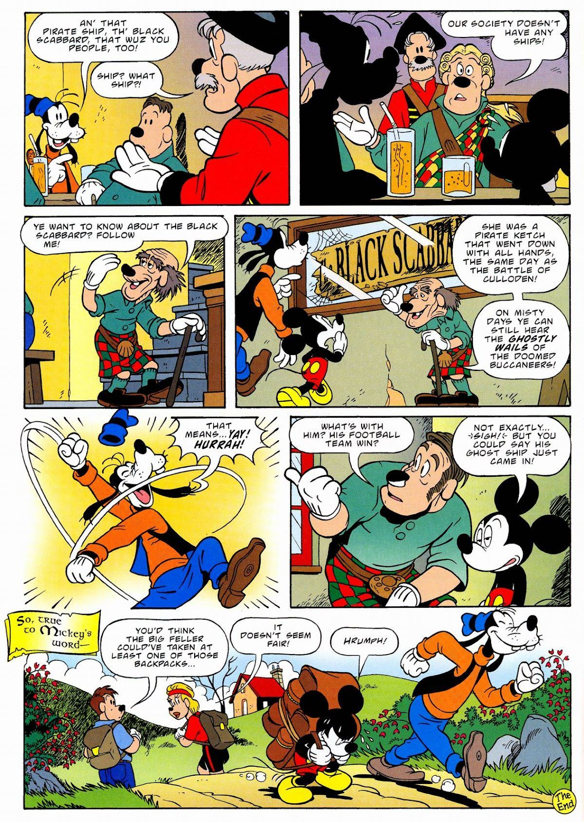 Walt Disney's Comics and Stories issue 641 - Page 22