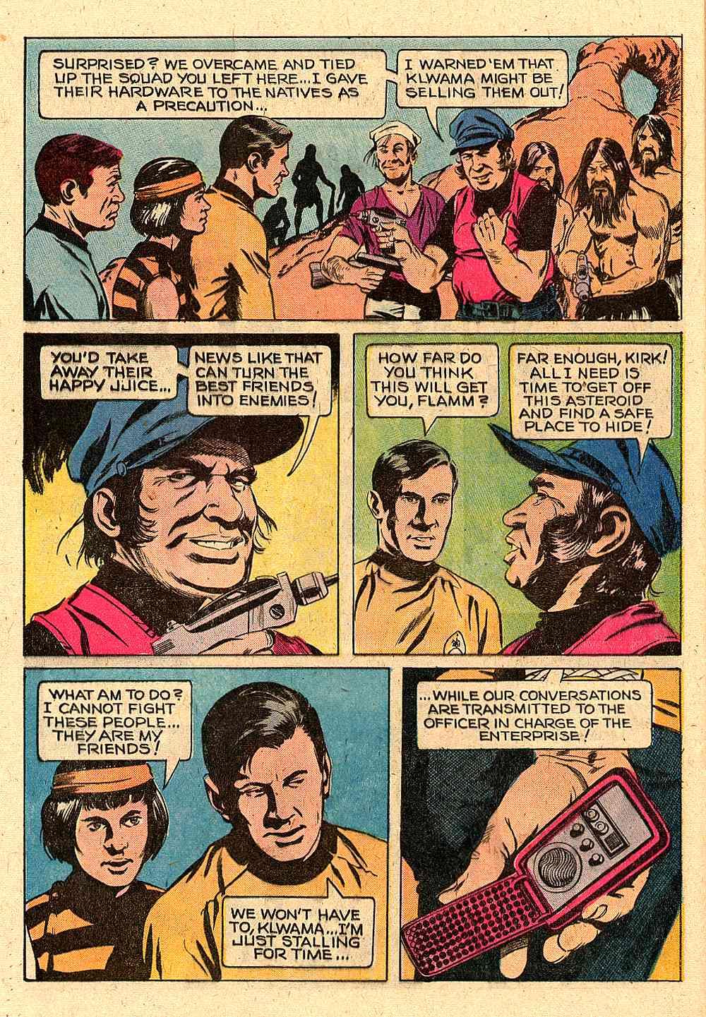 Star Trek (1967) issue 52 - Page 20