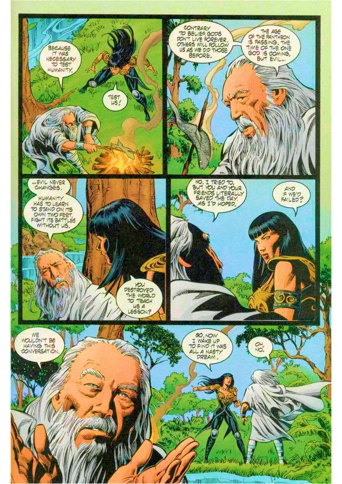Xena: Warrior Princess (1999) Issue #12 #12 - English 23