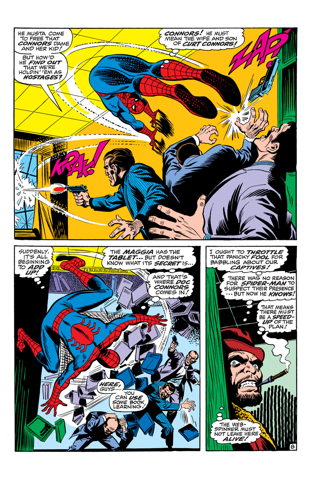 The Amazing Spider-Man (1963) 74 Page 8