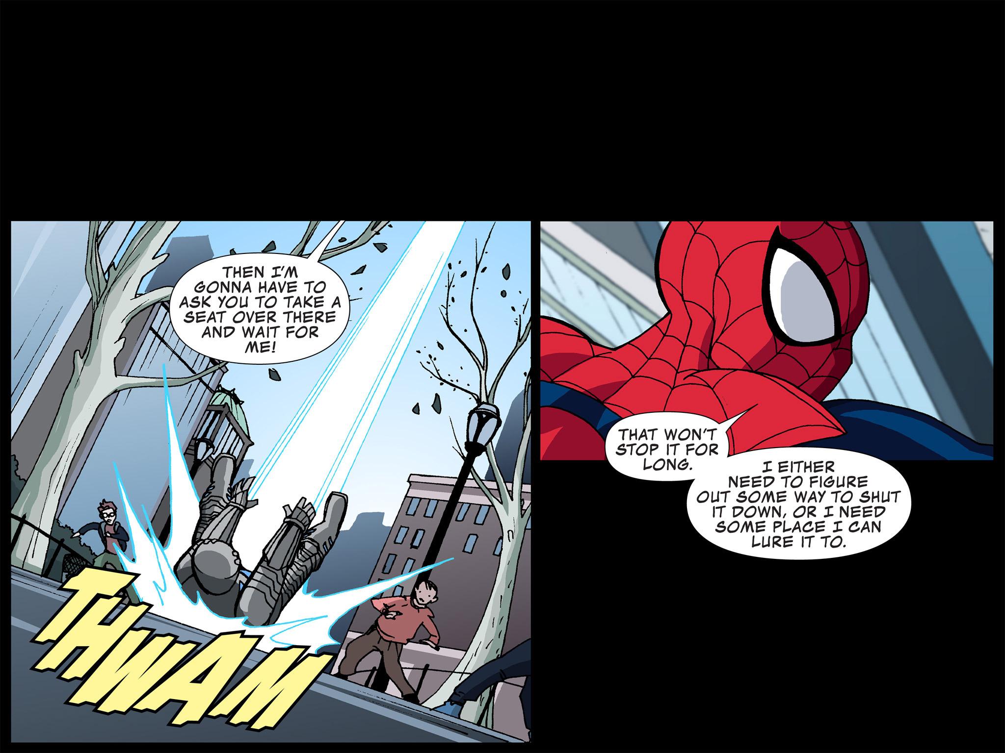 Read online Ultimate Spider-Man (Infinite Comics) (2015) comic -  Issue #4 - 26
