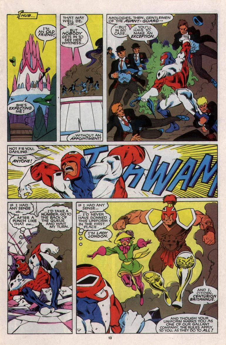 Excalibur (1988) issue 24 - Page 11