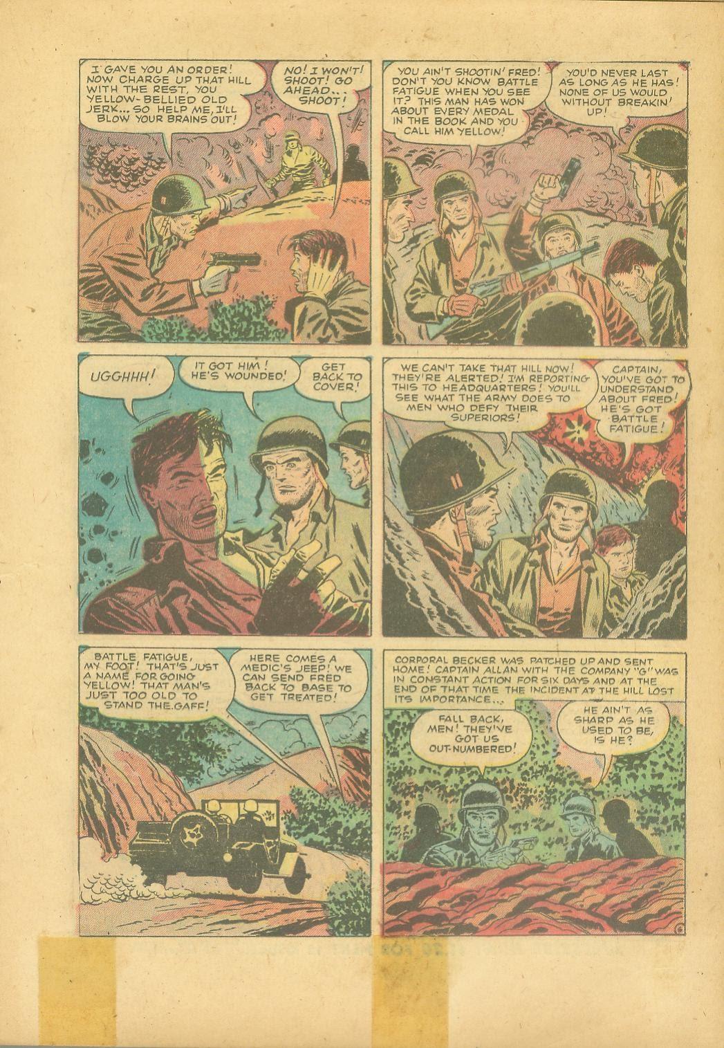 War Adventures issue 1 - Page 15