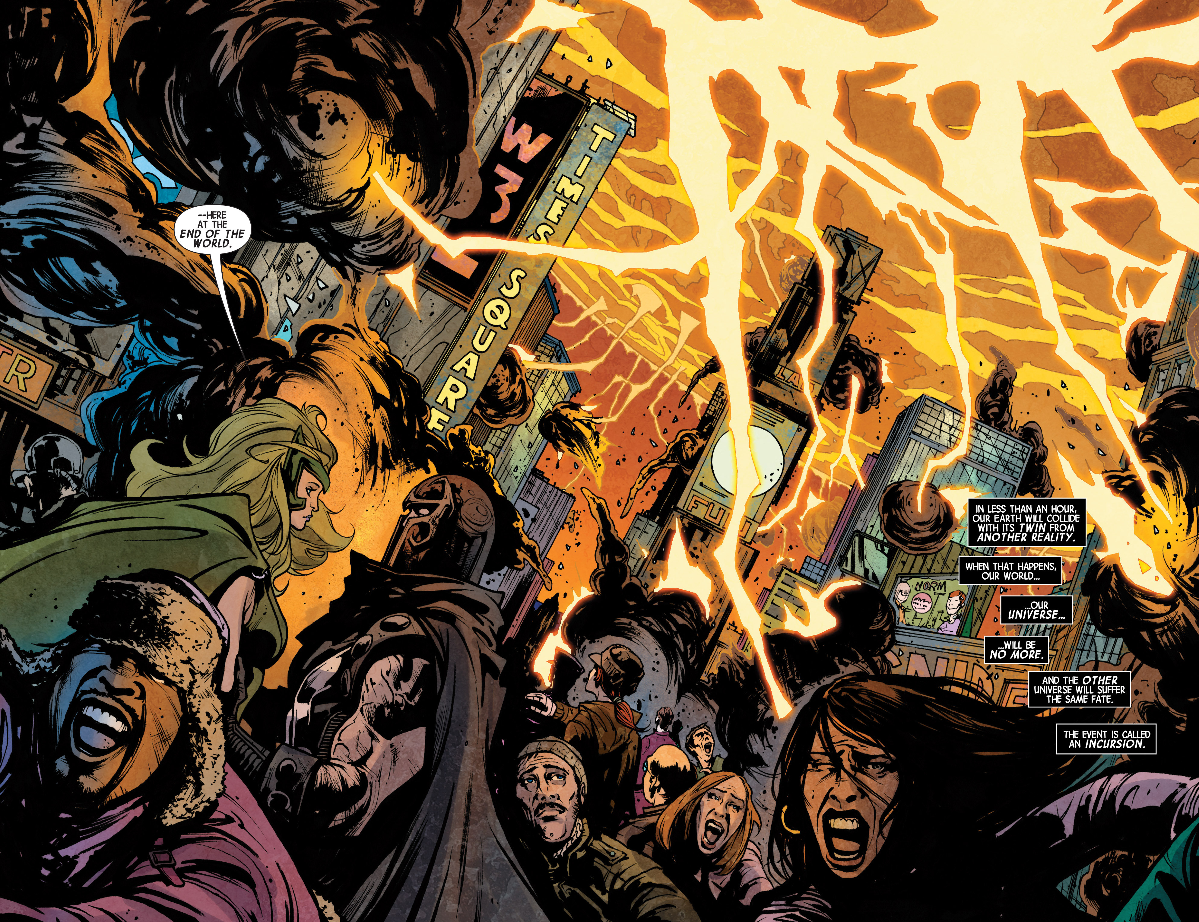 Read online Secret Wars: Last Days of the Marvel Universe comic -  Issue # TPB (Part 1) - 134