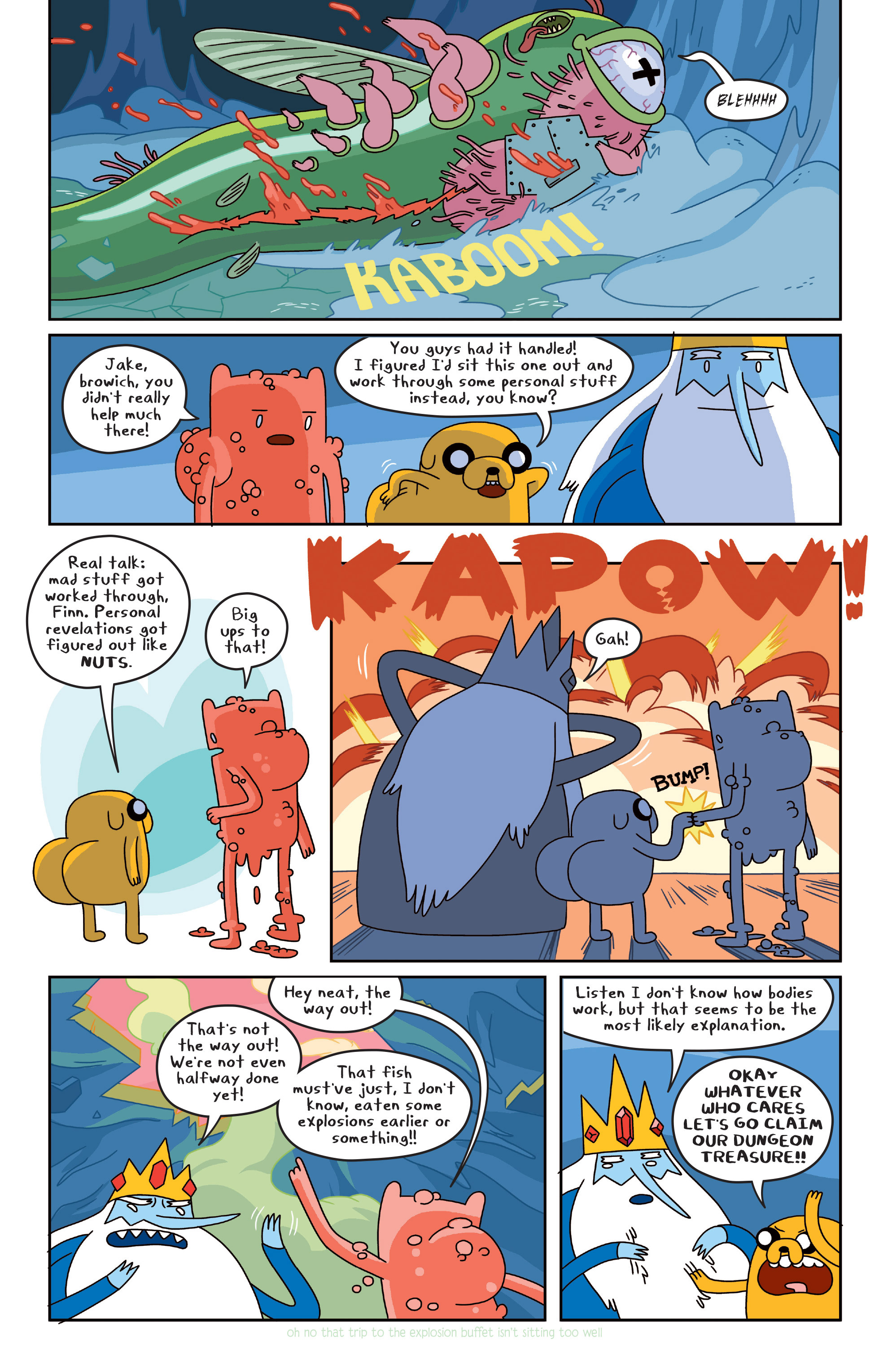 Read online Adventure Time comic -  Issue #Adventure Time _TPB 4 - 48