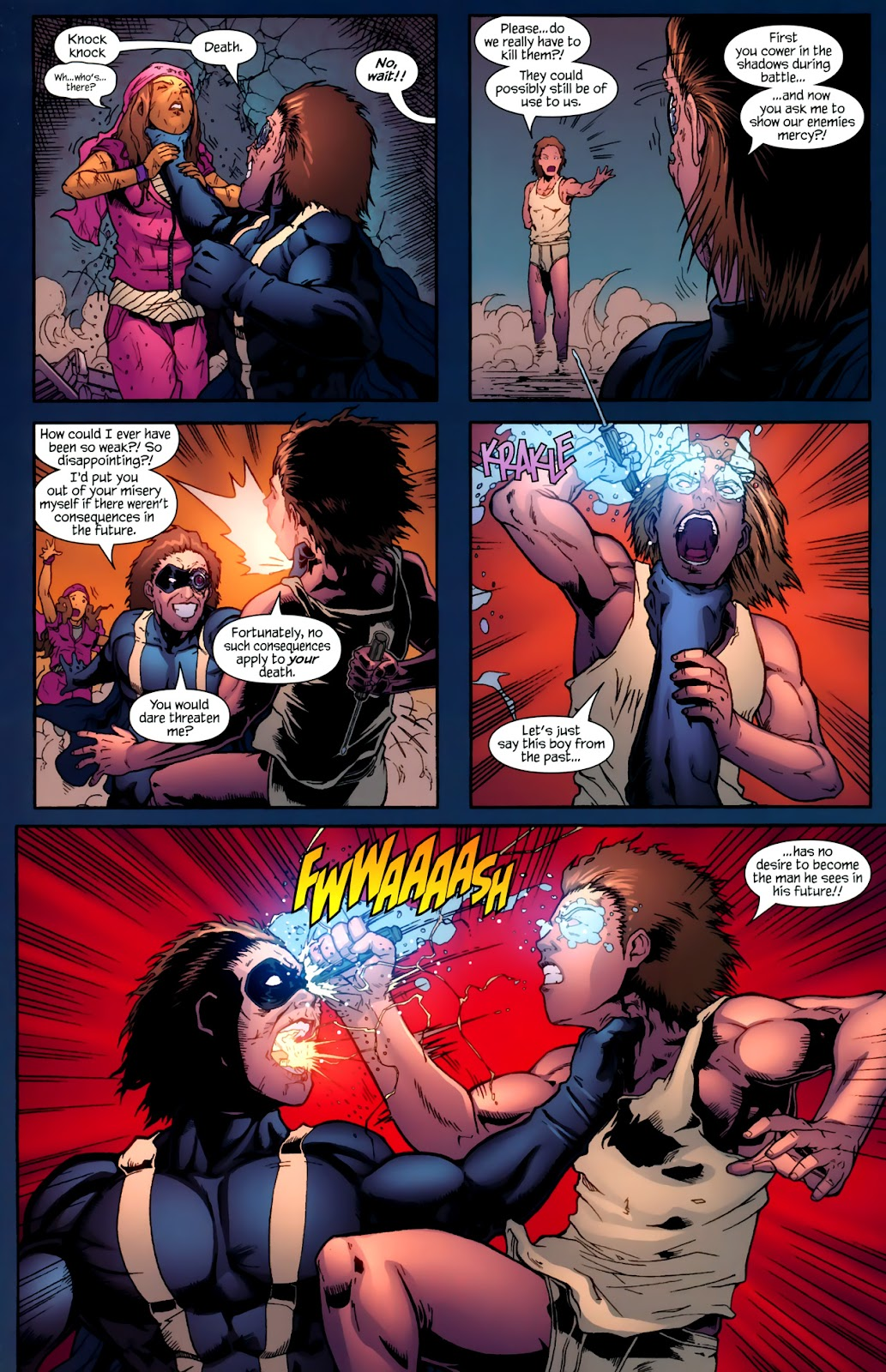 Read online What If? Secret Wars comic -  Issue # Full - 39