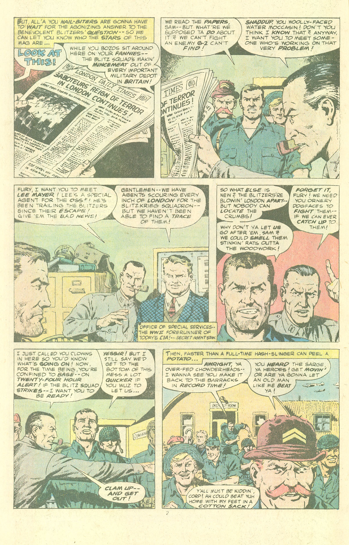 Read online Sgt. Fury comic -  Issue #143 - 4