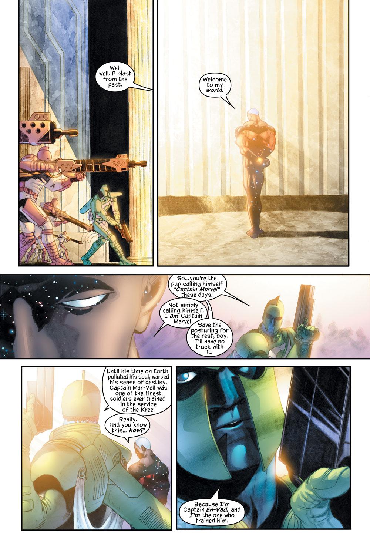 Captain Marvel (2002) Issue #3 #3 - English 20