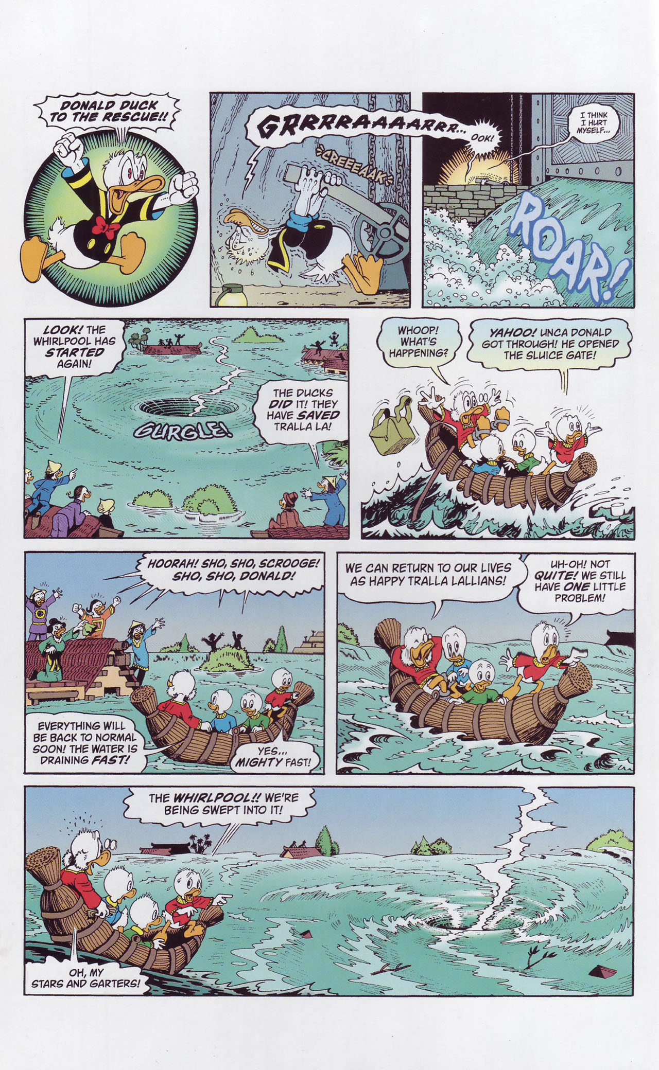 Read online Uncle Scrooge (1953) comic -  Issue #357 - 28