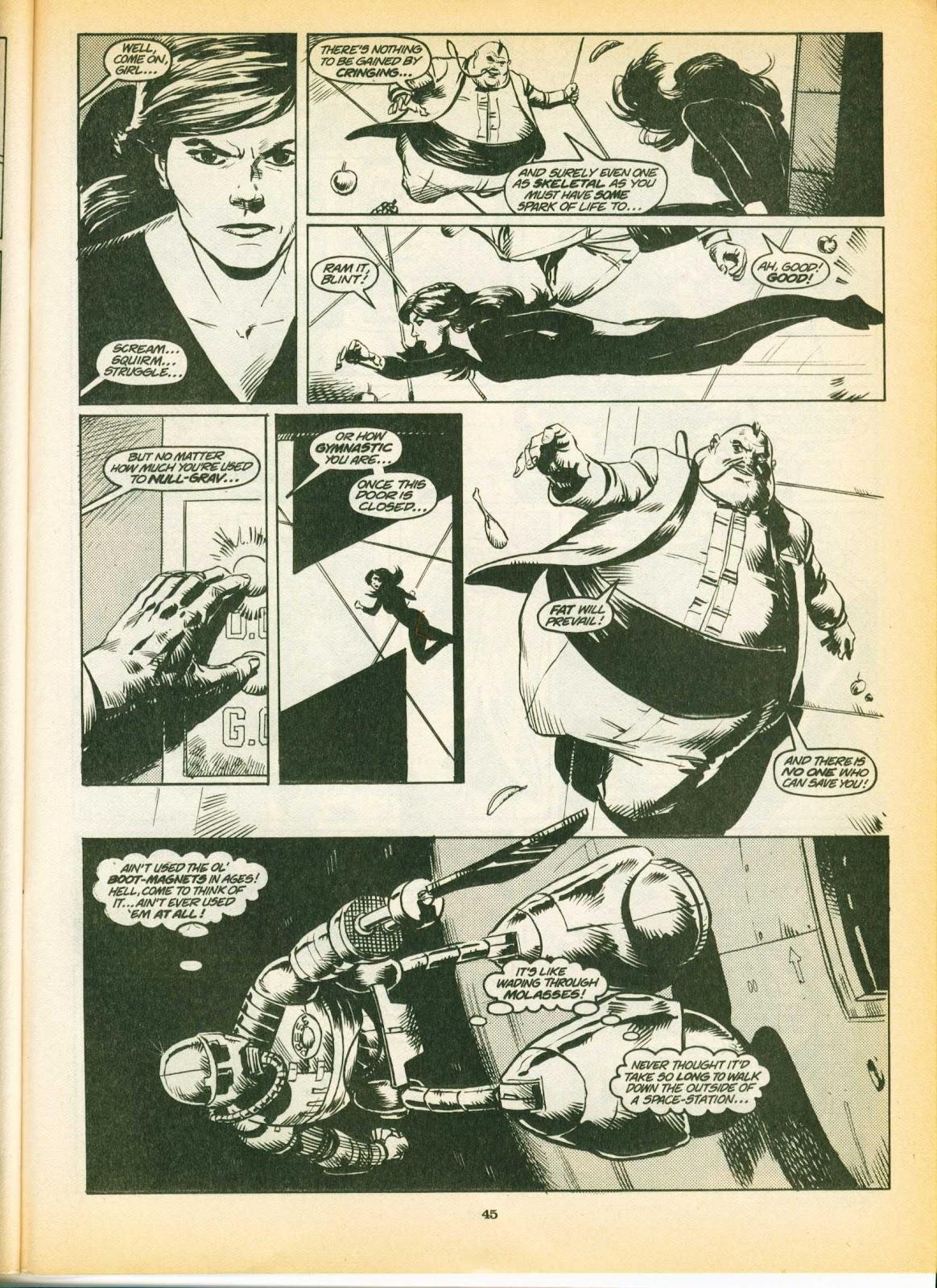 Warrior Issue #8 #9 - English 45