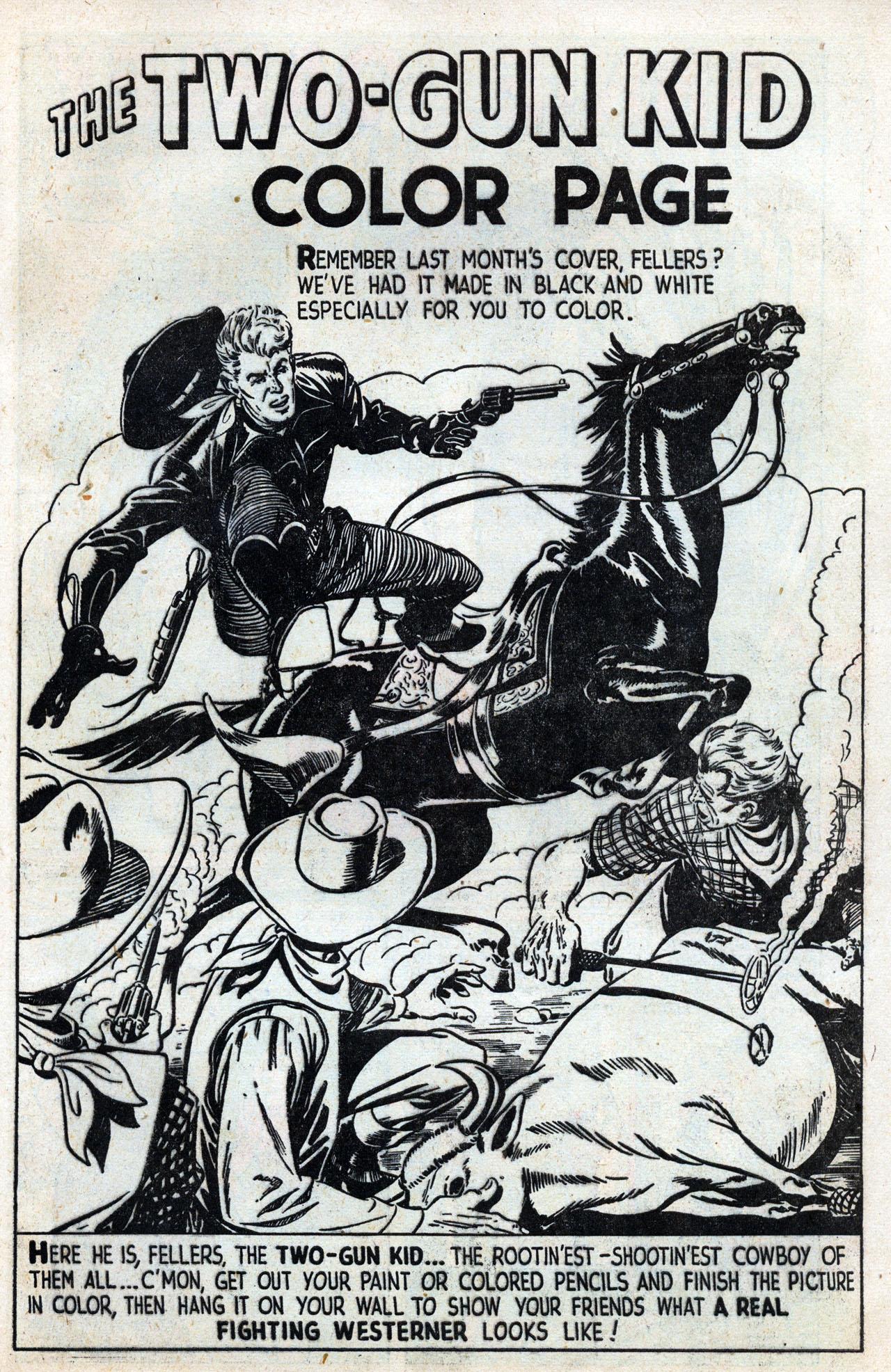 Read online Two-Gun Kid comic -  Issue #3 - 29
