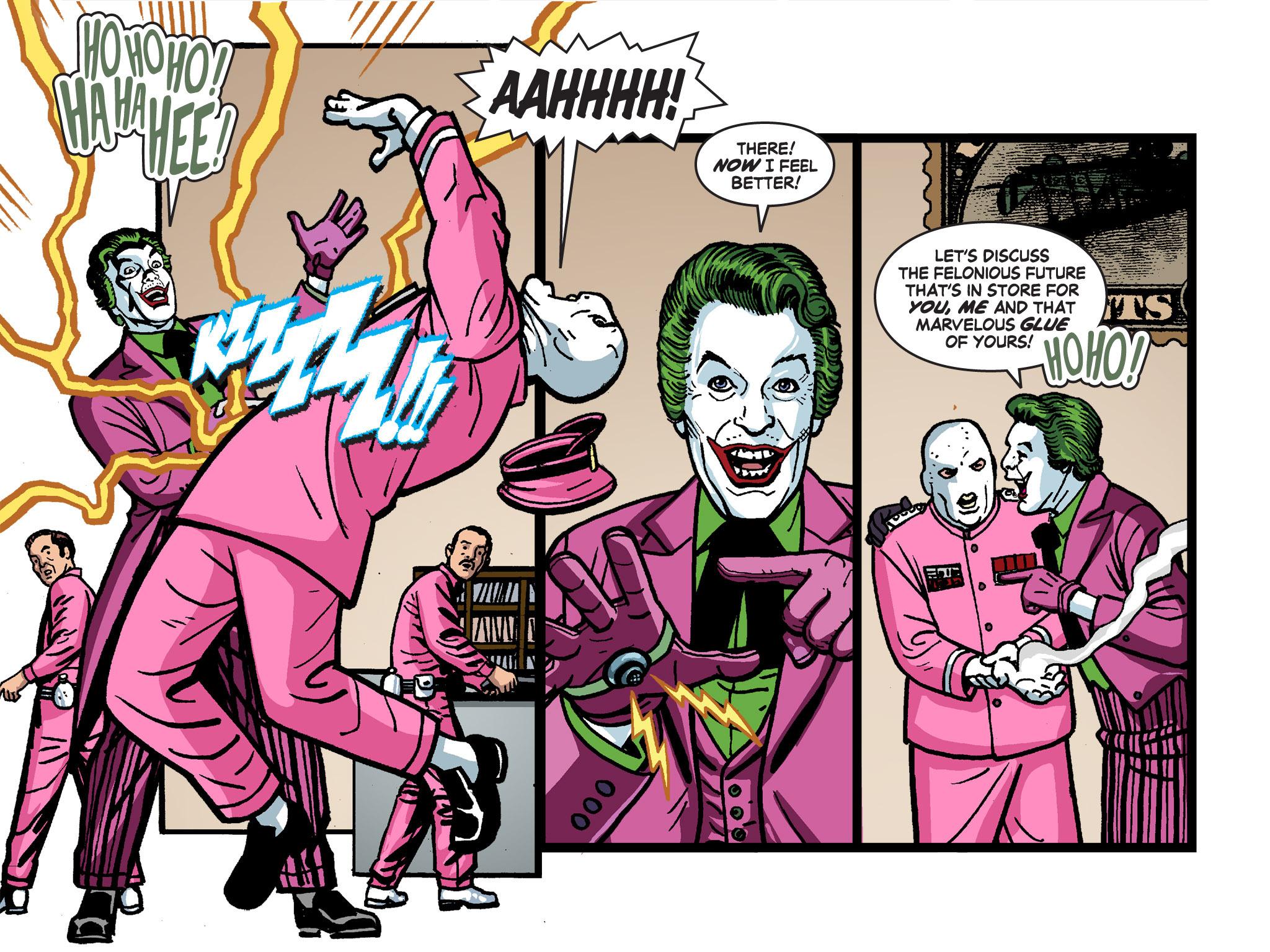 Read online Batman '66 Meets the Green Hornet [II] comic -  Issue #4 - 27