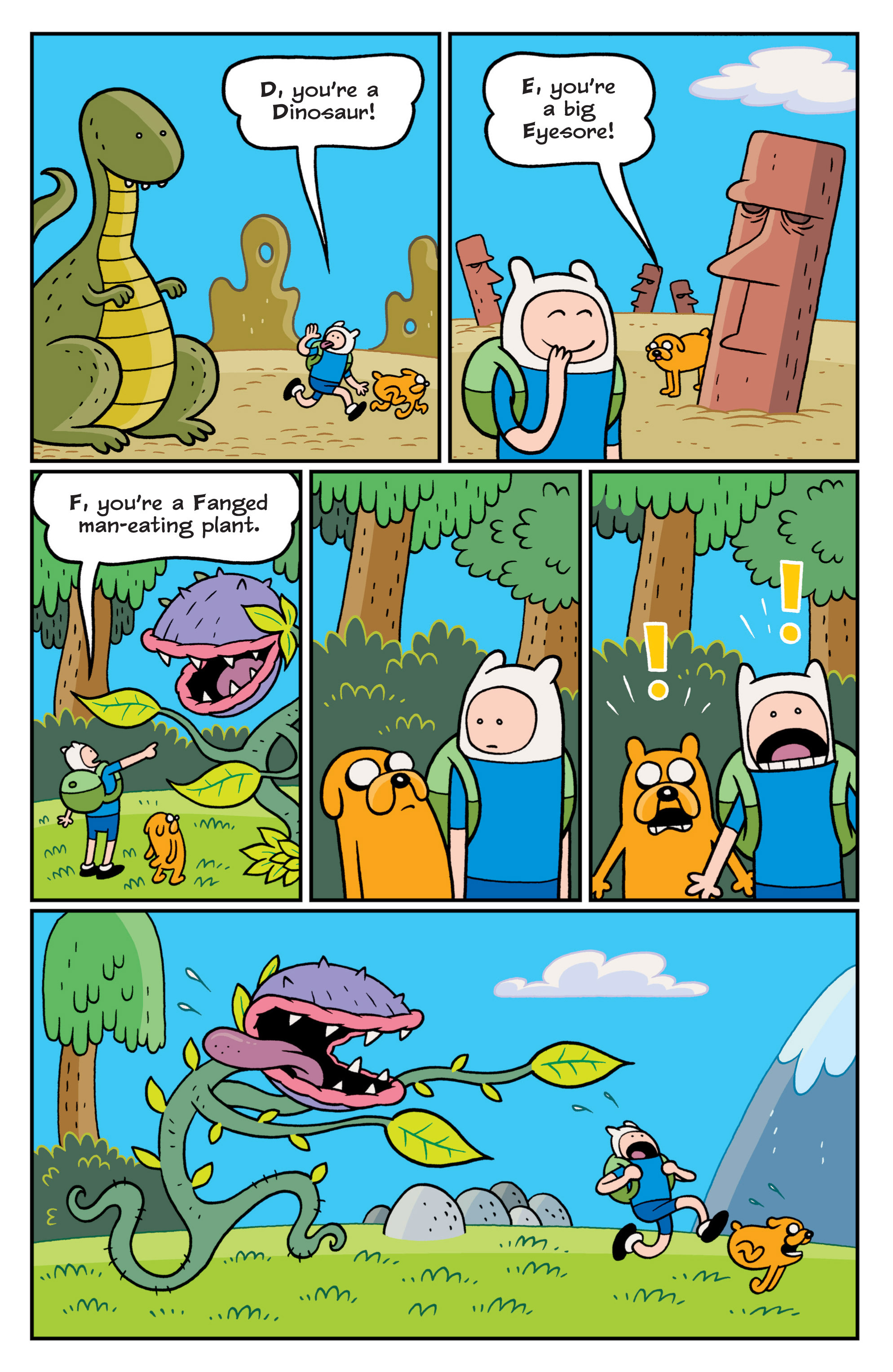 Read online Adventure Time comic -  Issue #Adventure Time _Annual 1 - 7
