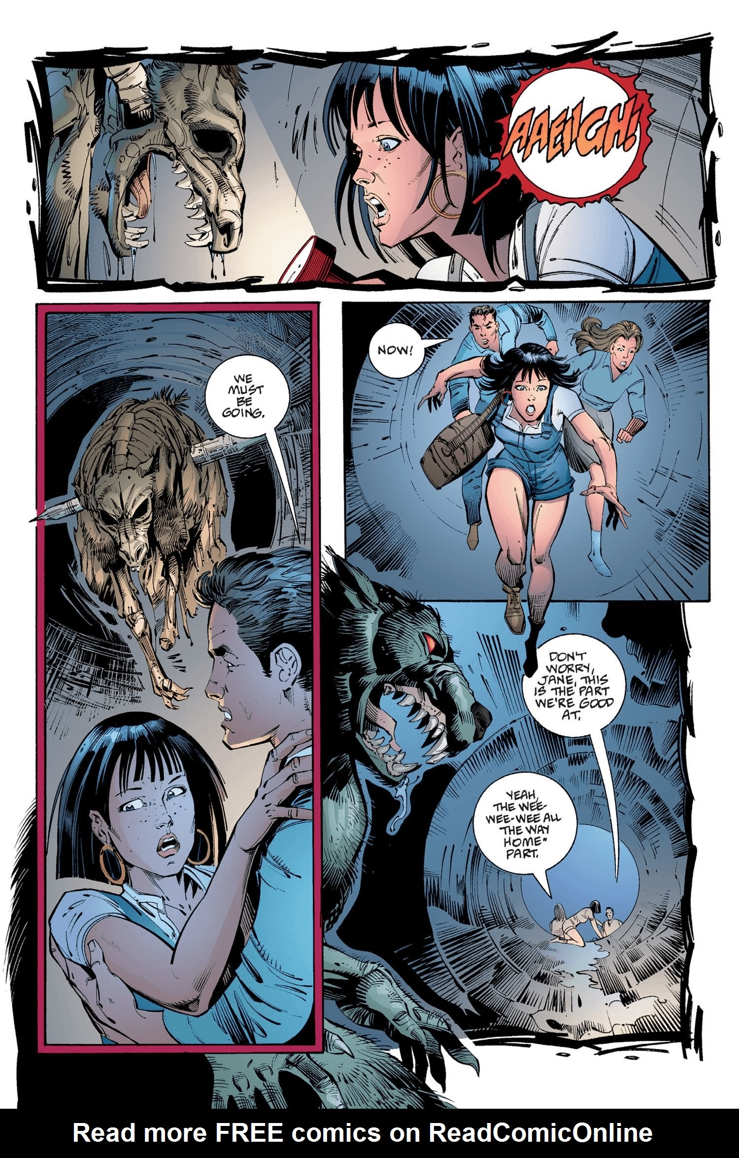 Read online Buffy the Vampire Slayer: Omnibus comic -  Issue # TPB 2 - 267