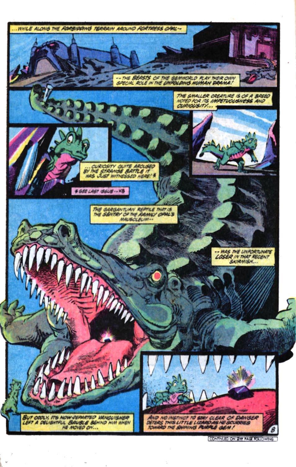 Read online Amethyst, Princess of Gemworld comic -  Issue #4 - 9